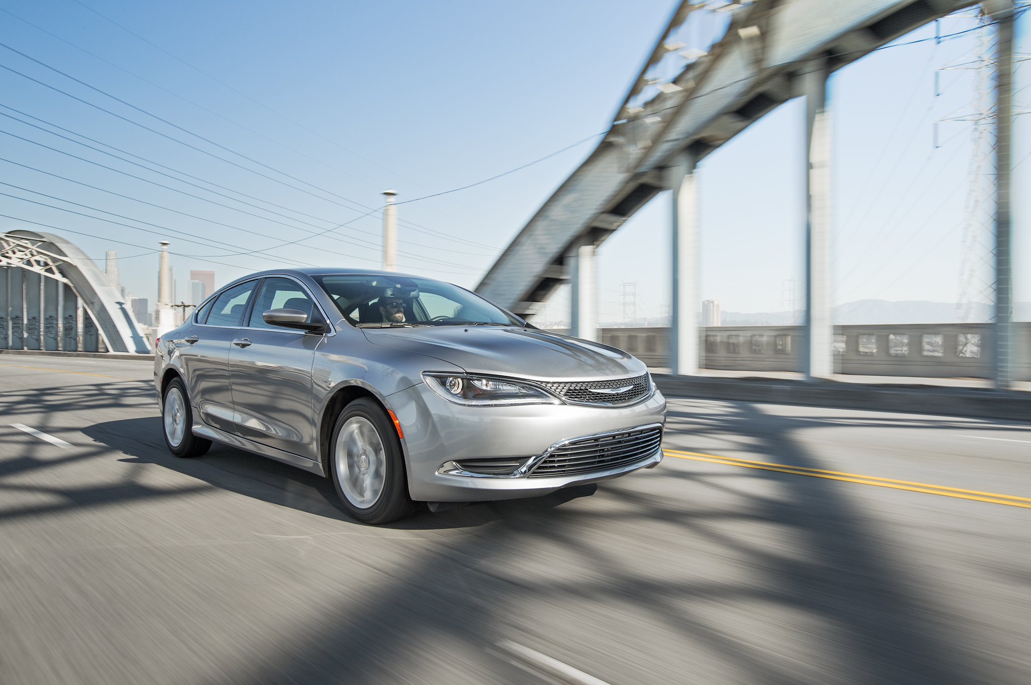 2015 Chrysler 200 Limited First Test Motor Trend