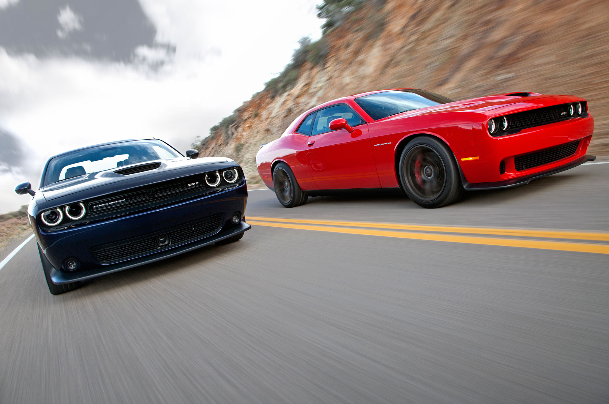 2015 Dodge Challenger SRT First Look