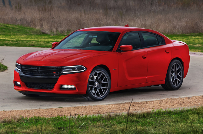 Refreshing or Revolting: 2015 Dodge Charger