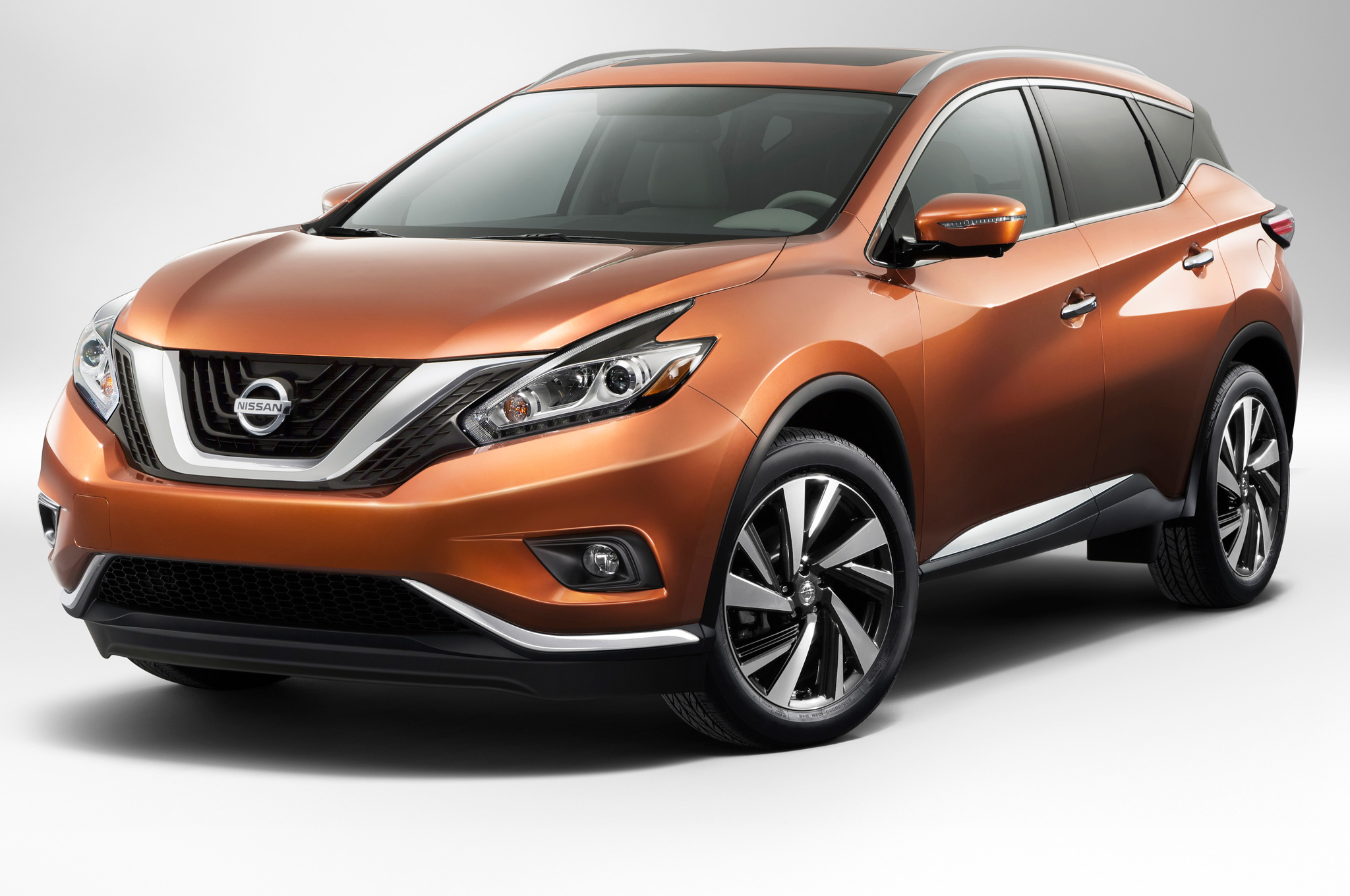 Refreshing or Revolting 2015 Nissan Murano Motor Trend