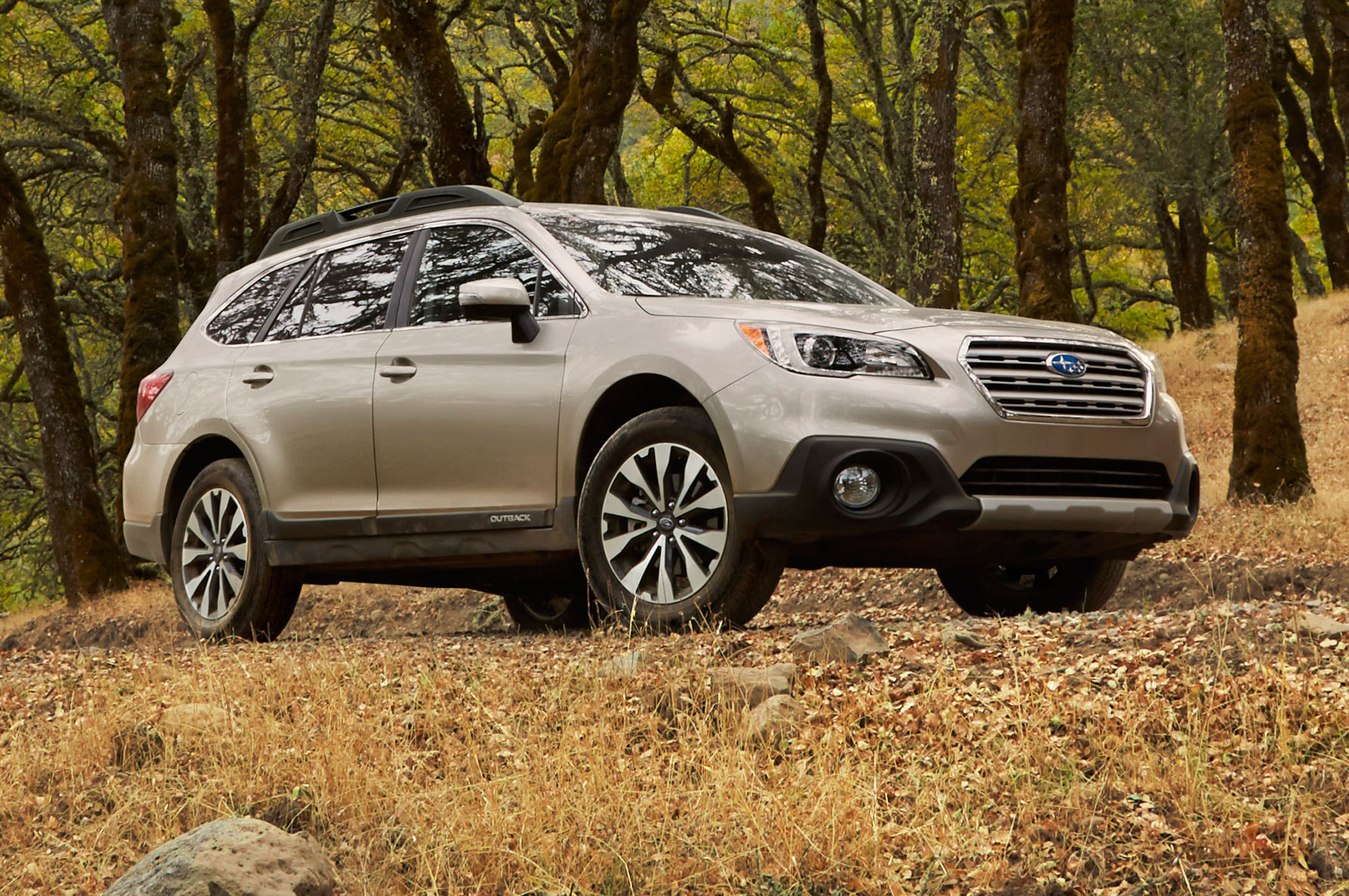 Refreshing or Revolting: 2015 Subaru Outback