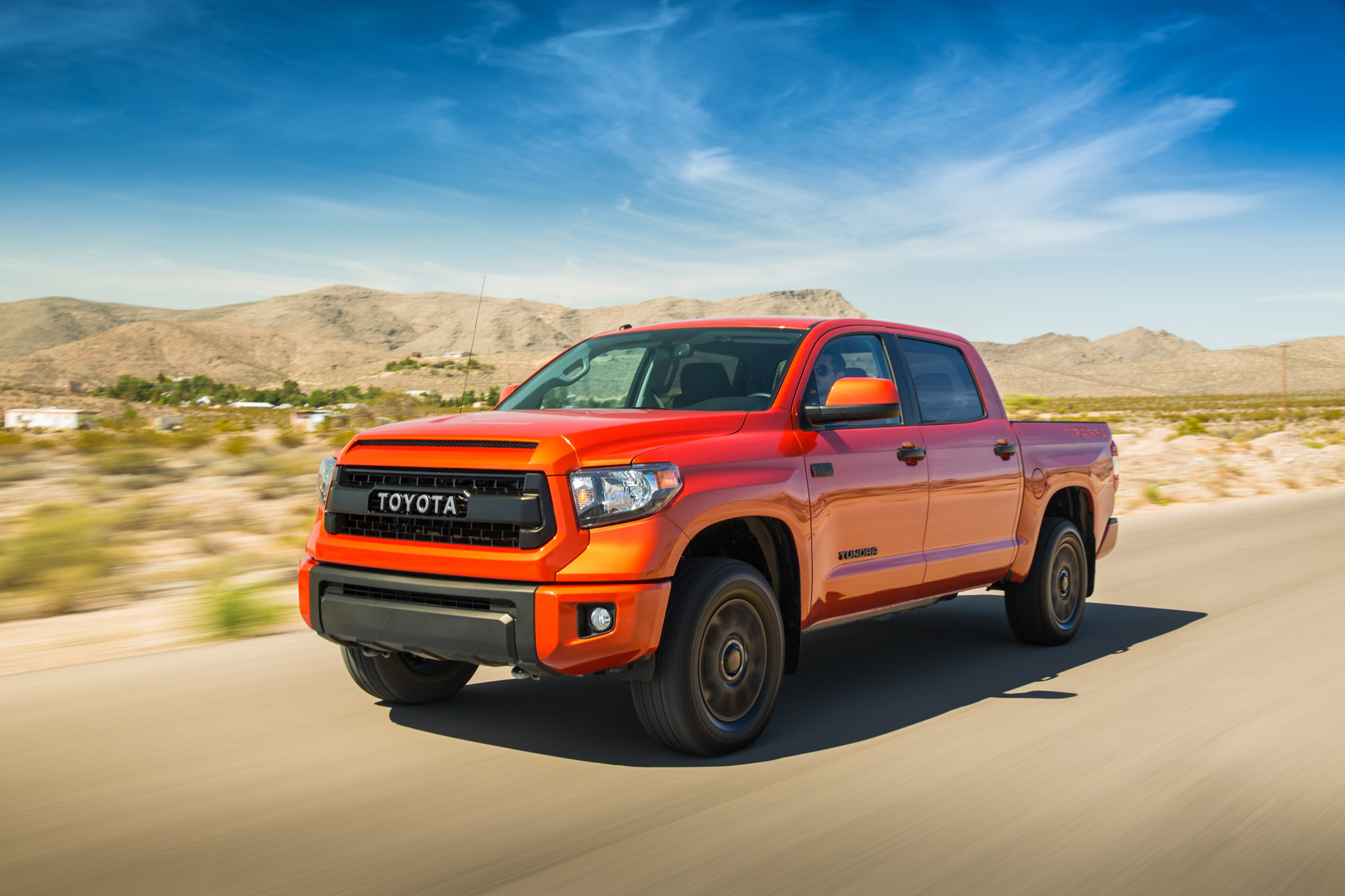 2015 Toyota Tundra 4runner Tacoma Trd Pro First Drive