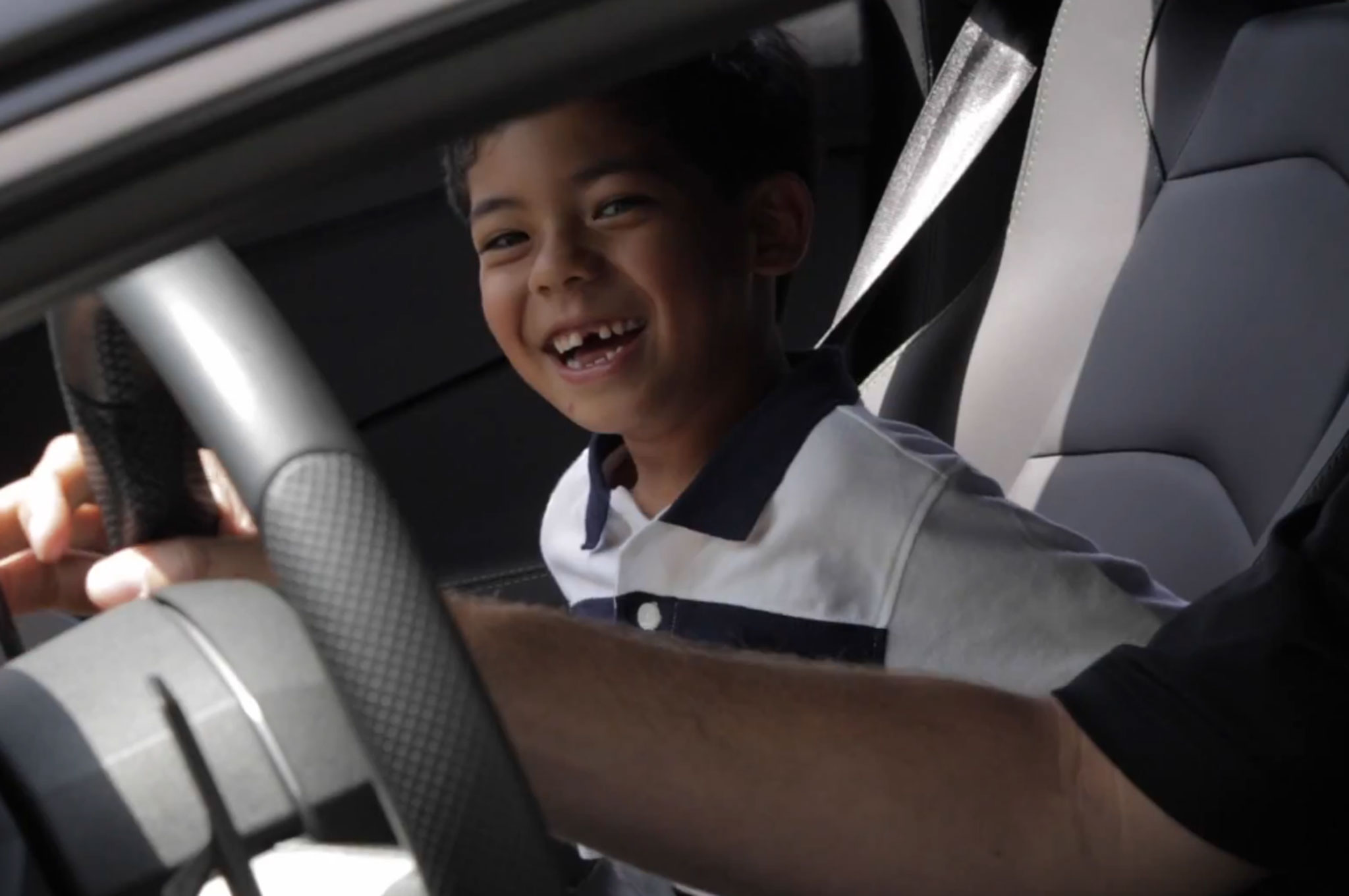 Lamborghini-Obsessed 7-Year-Old Gets Surprise Visit on His Birthday