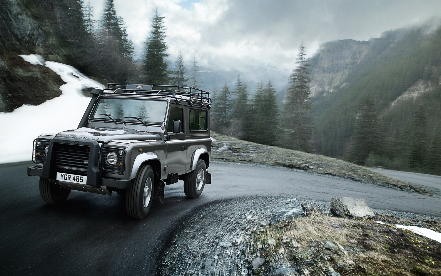 Land Rover Reinvents An Icon - The Big Picture