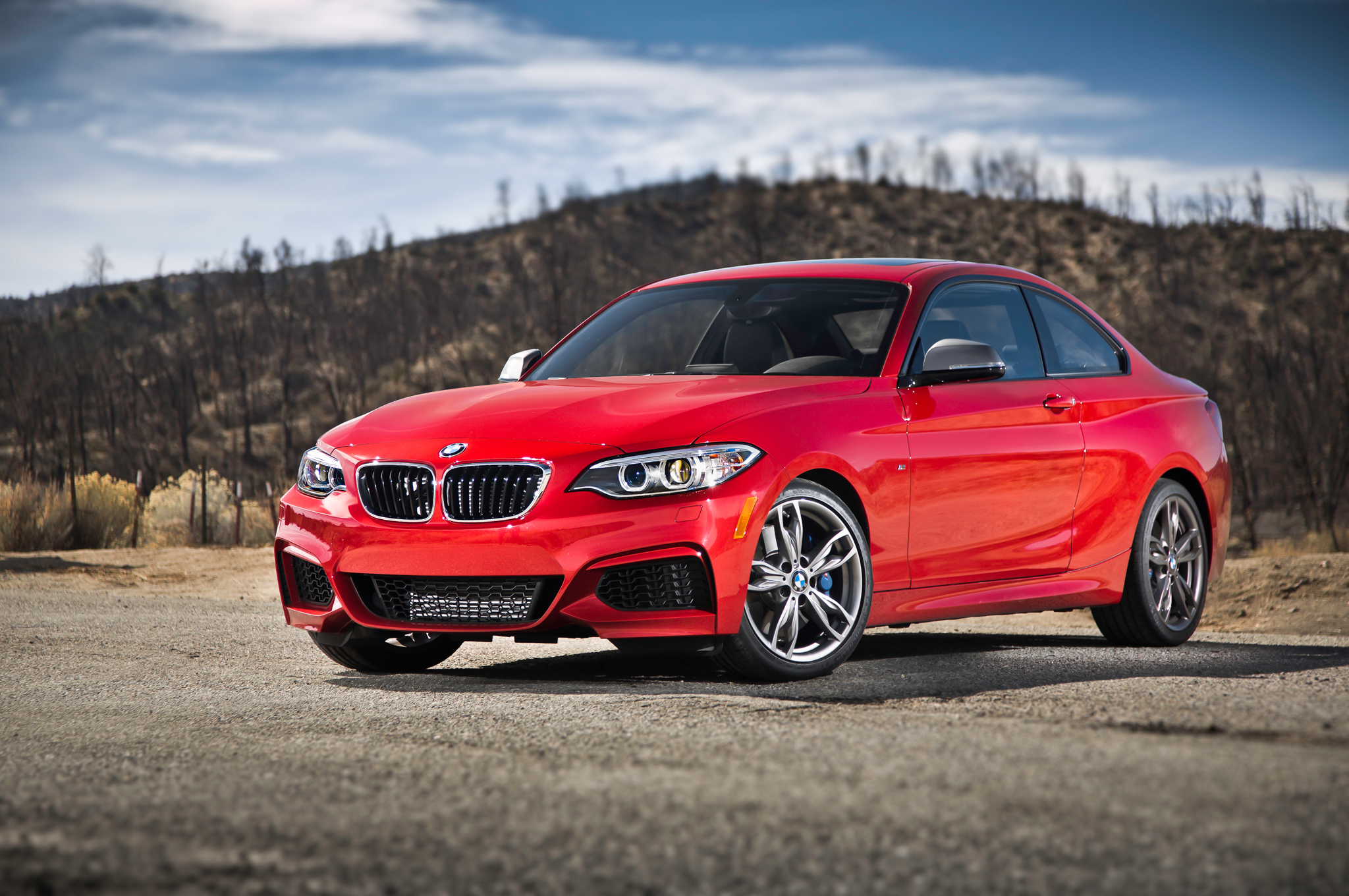 Confirmed 2015 BMW 2 Series Gets Optional All Wheel Drive Motor Trend