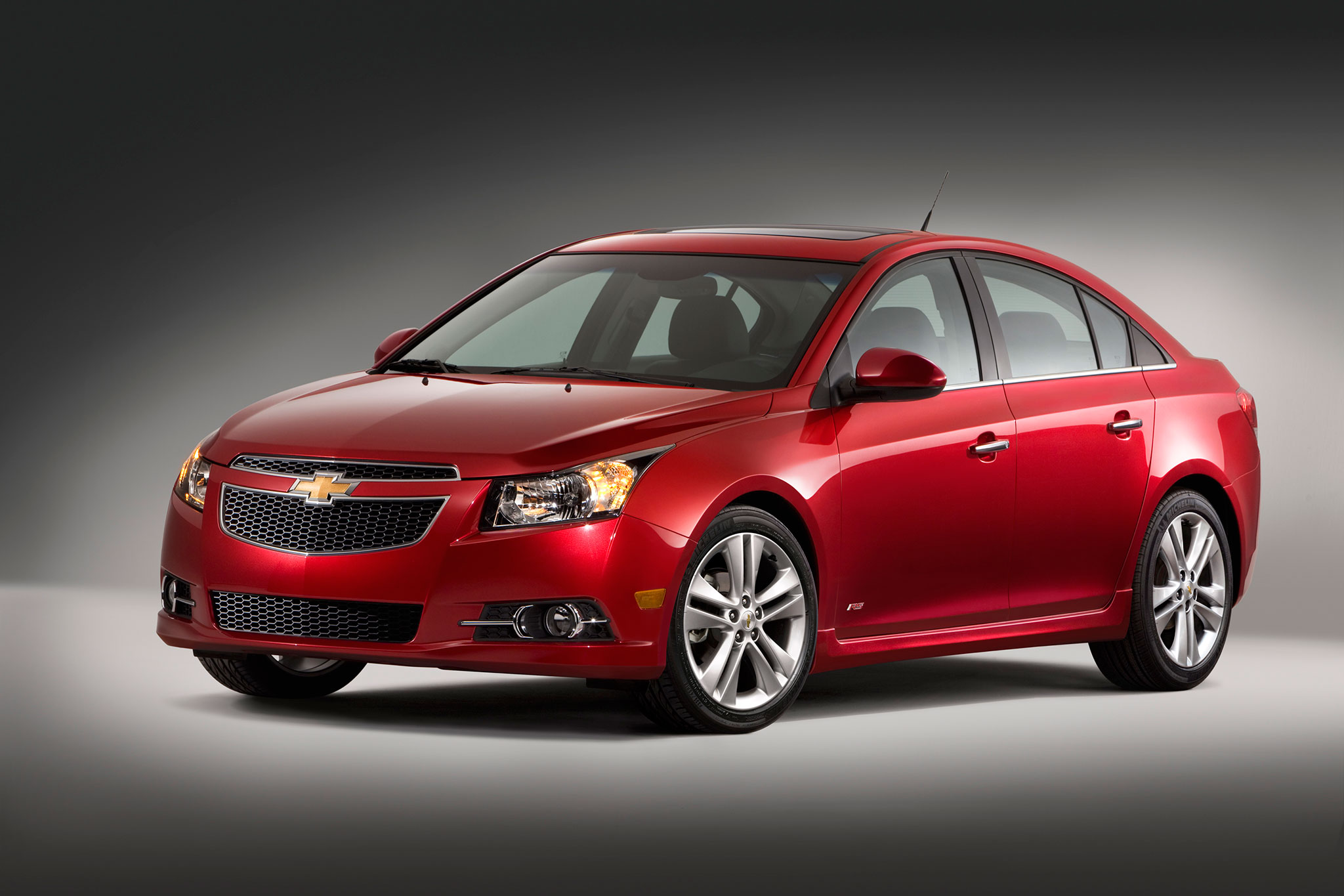 Chevrolet Cruze Owners Manual: When Should an Airbag Inflate