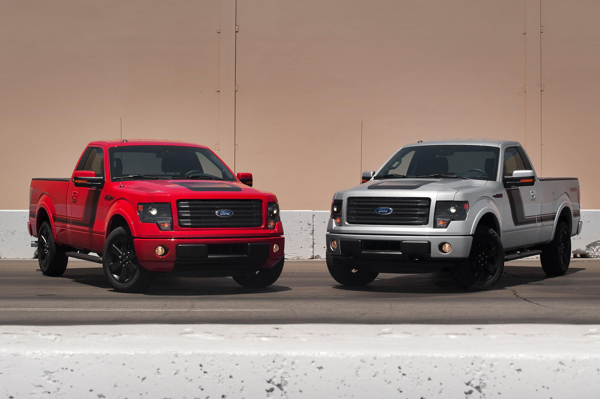 2014 Ford F150 Tremor Fx2 Fx4 First Test Motor Trend. 2014 Ford F150 Tremor Fx2 Fx4 First Test. Wiring. Turbo 2013 F 150 Wiring Schematic At Scoala.co