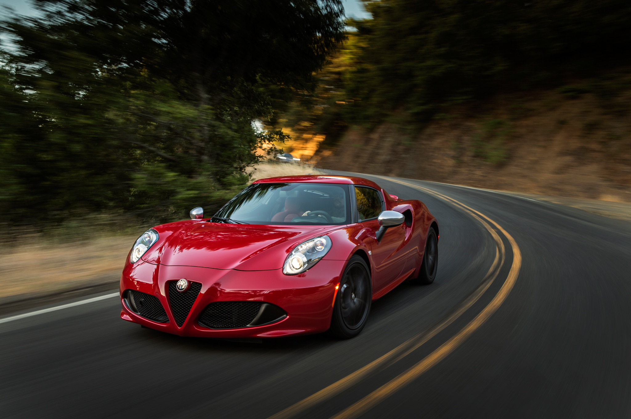 2015 alfa romeo 4c first test - motortrend