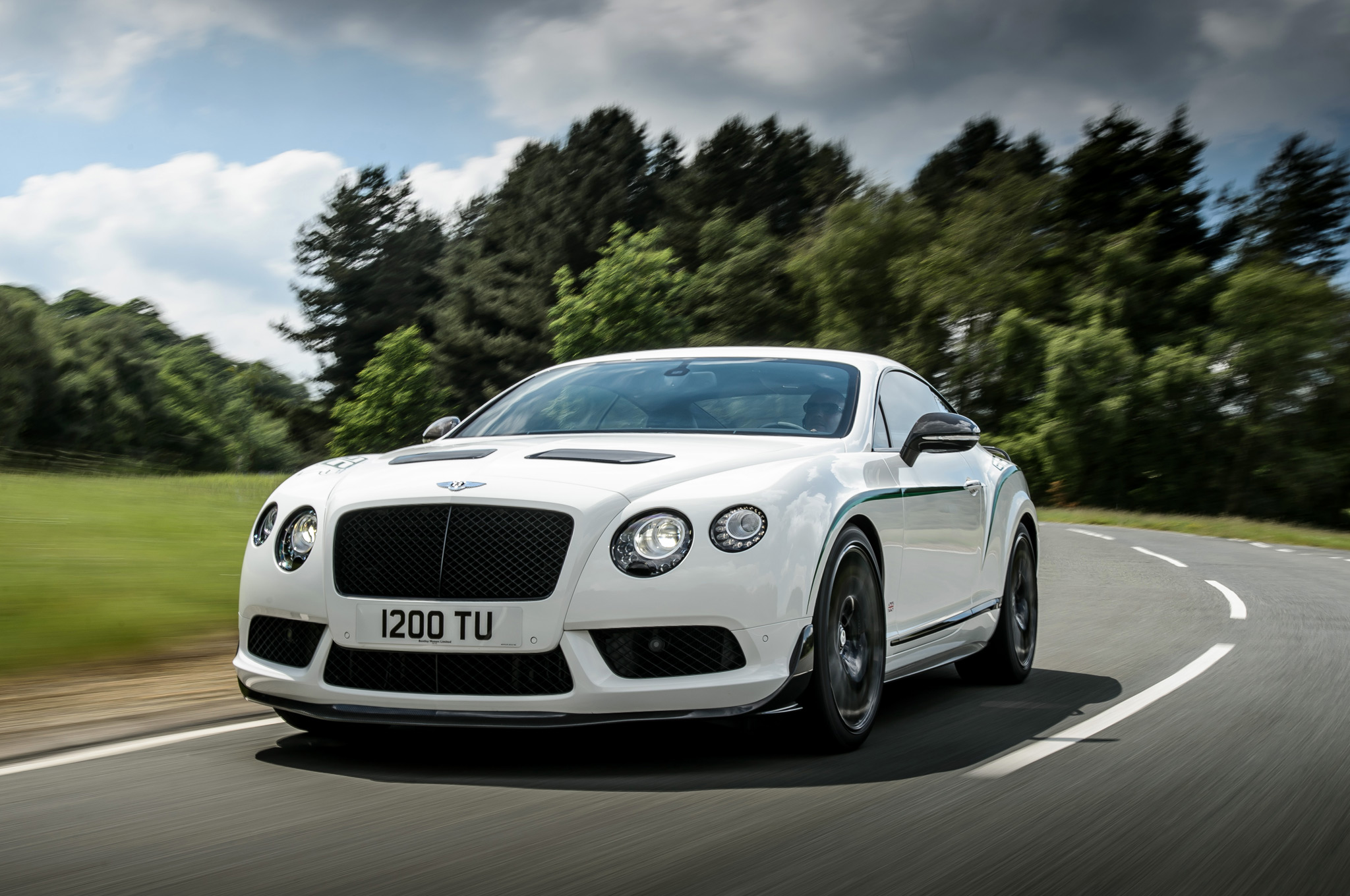 Limited Production Bentley Continental GT3-R Revealed