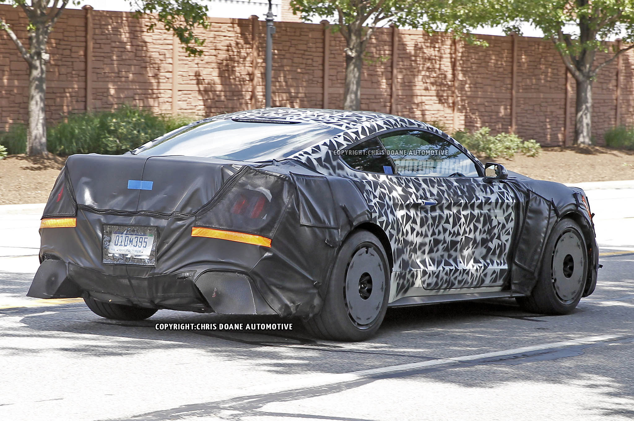 2017 Ford Mustang Svt Gt500 Successor Spied Motortrend