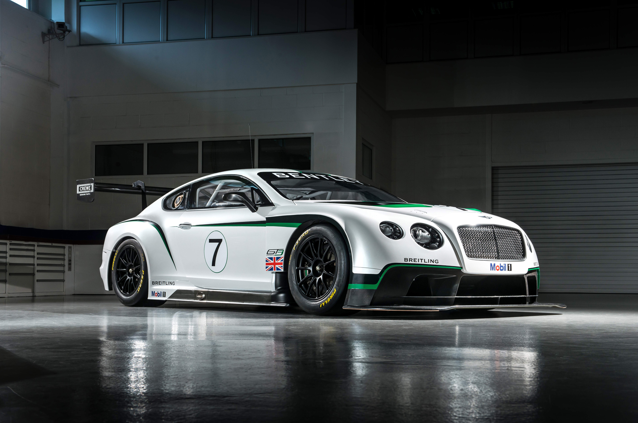 We Hear: Road-Going Bentley Continental GT3 in the Works