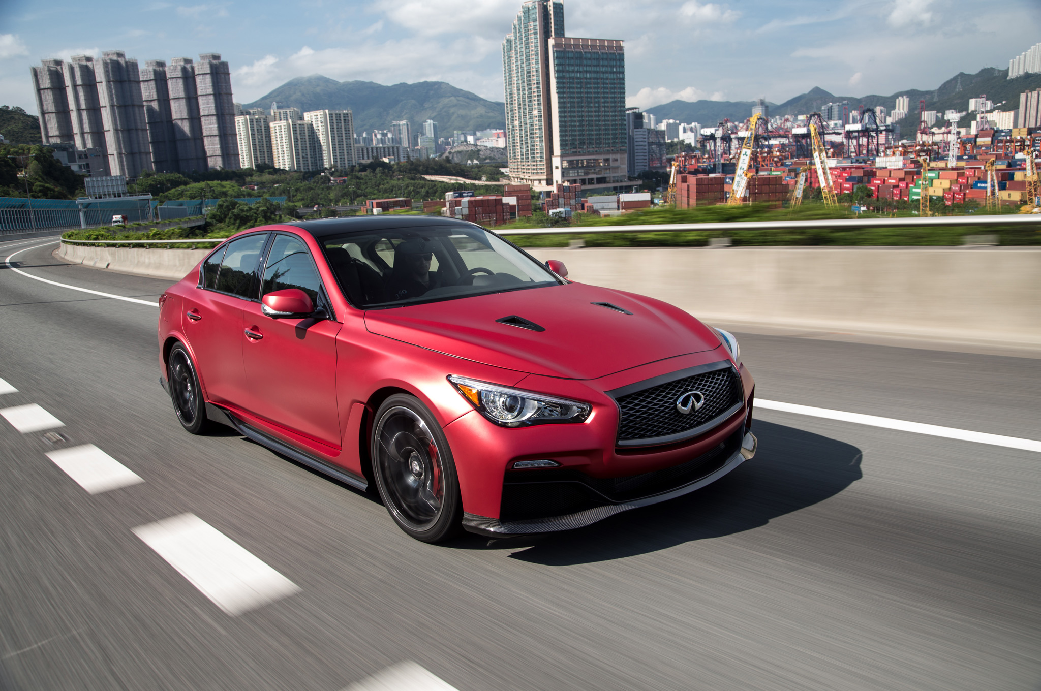 560-hp Infiniti Q50 Eau Rouge Could Cost $100,000; Spawn 3 New Models