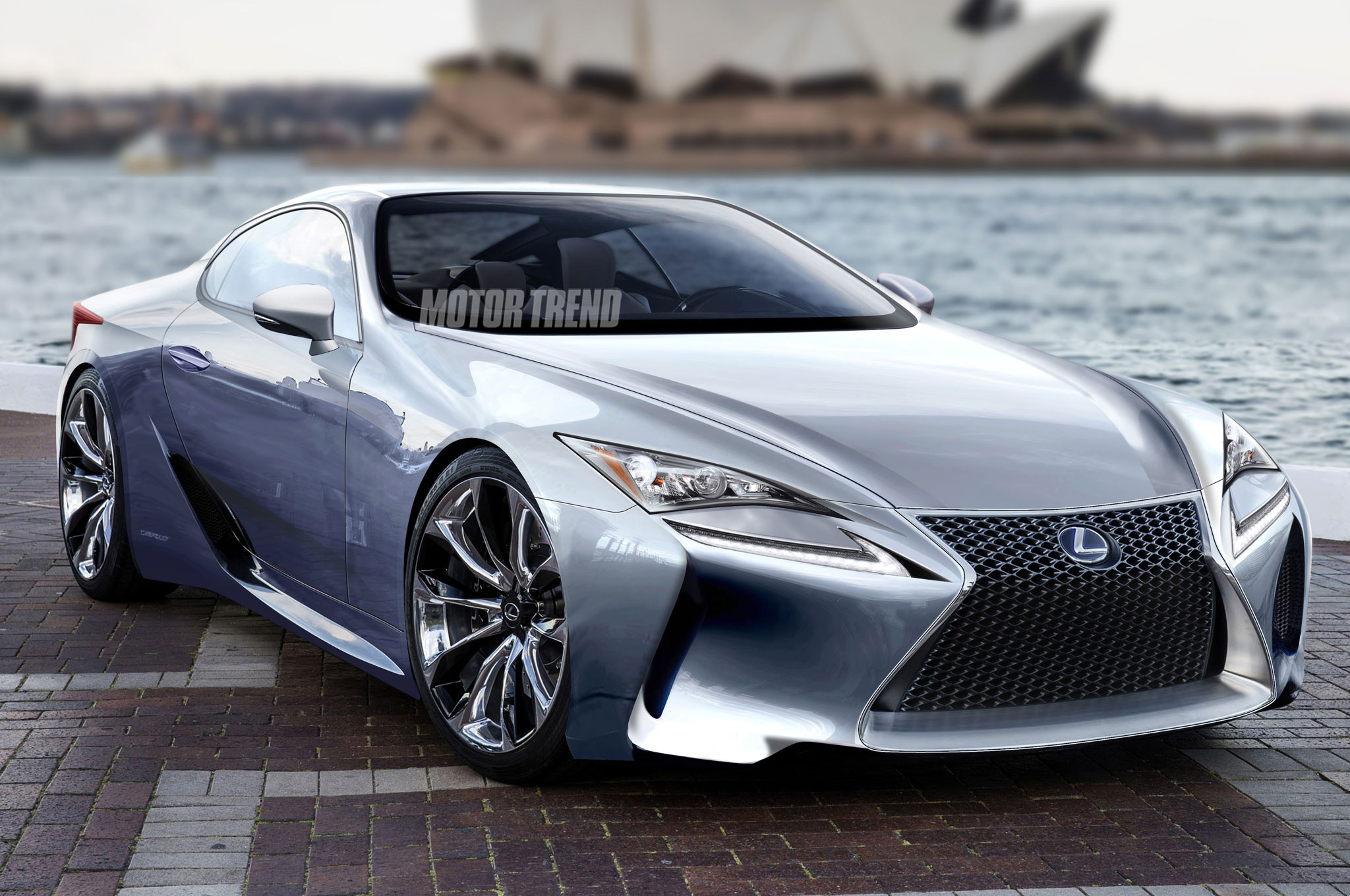 We Hear Lexus SC to be Revived Motor Trend