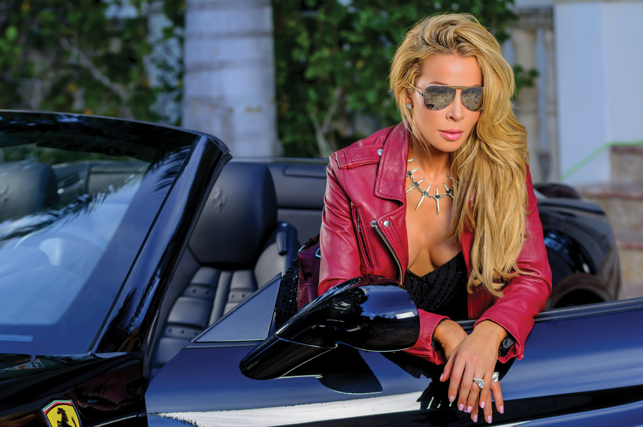 Celebrity Drive: 'Real Housewives' Star Lisa Hochstein And