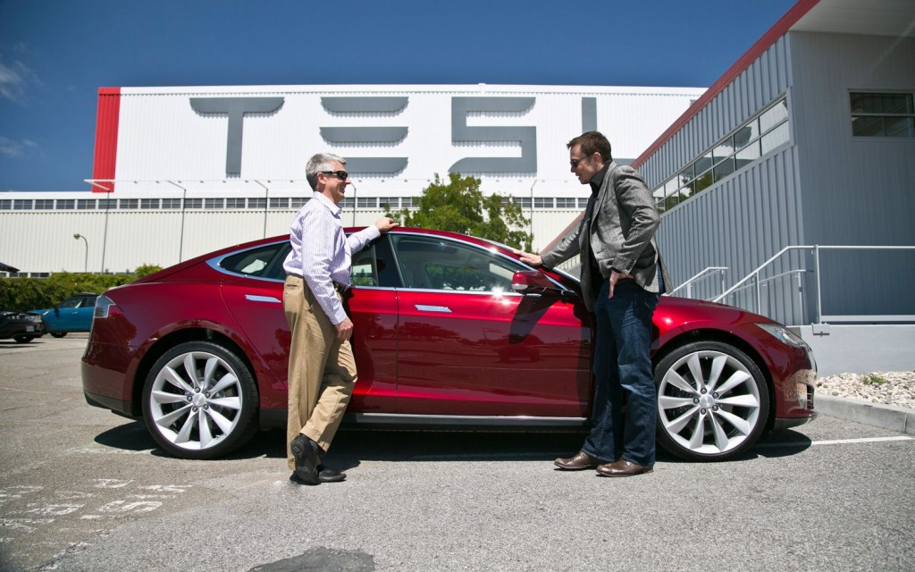 """Tesla CEO: """"All Our Patent Are Belong to You"""""""