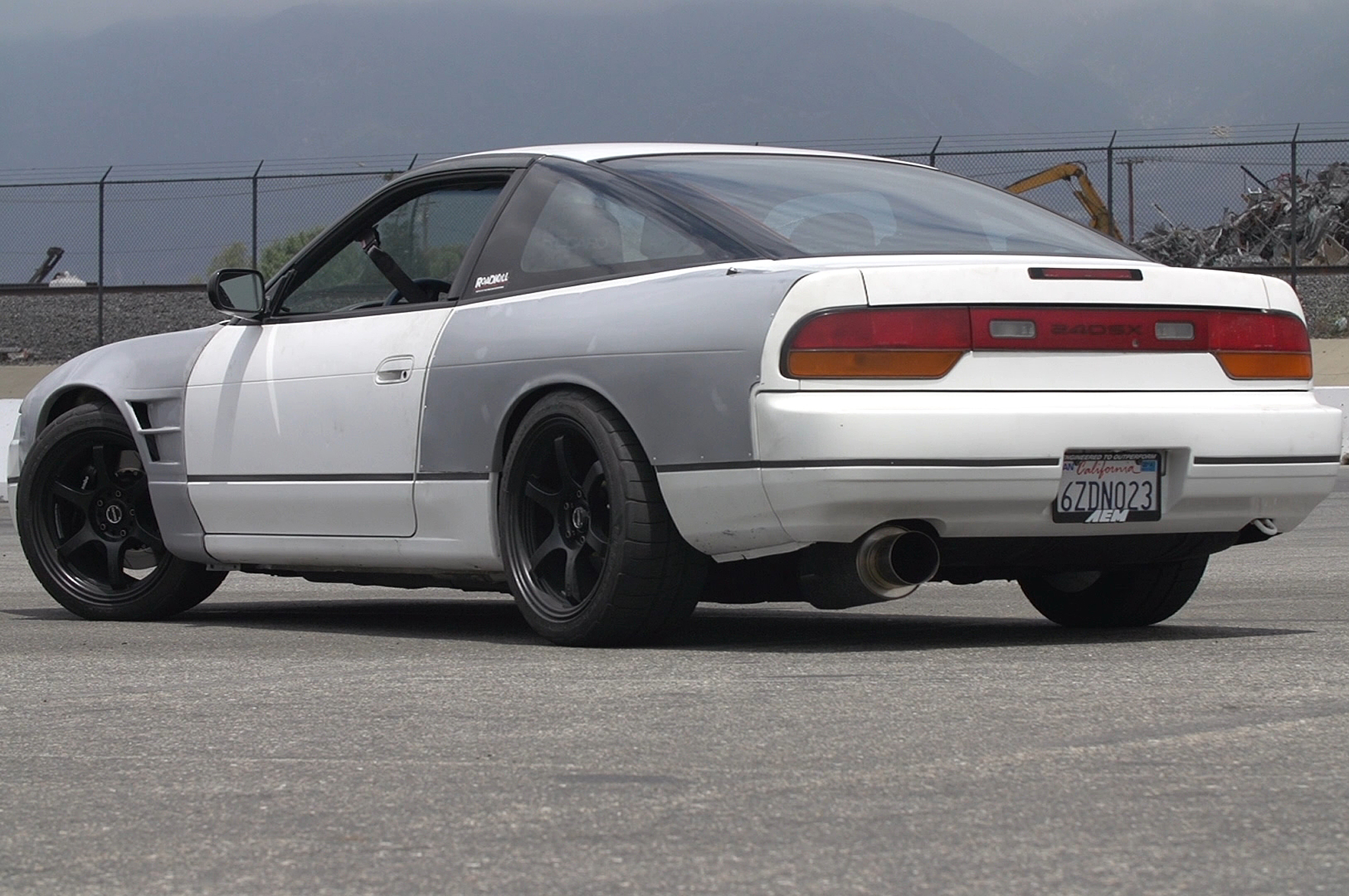 1993 Nissan 240SX Project Long Term Update 2 Motor Trend