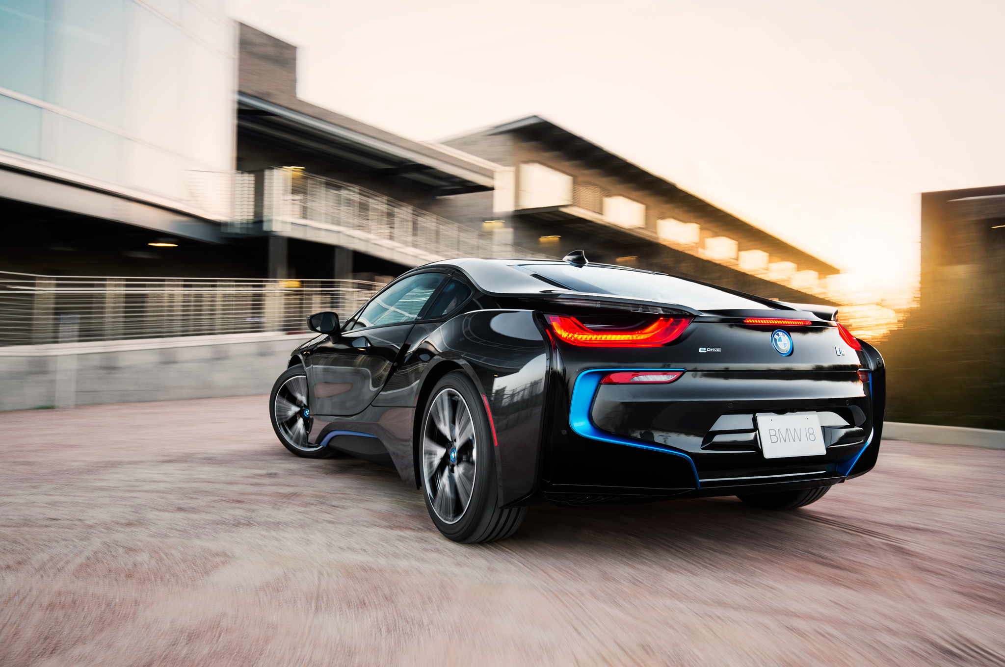 We Hear: BMW i9 Supercar Will Celebrate Automaker's 100th Birthday