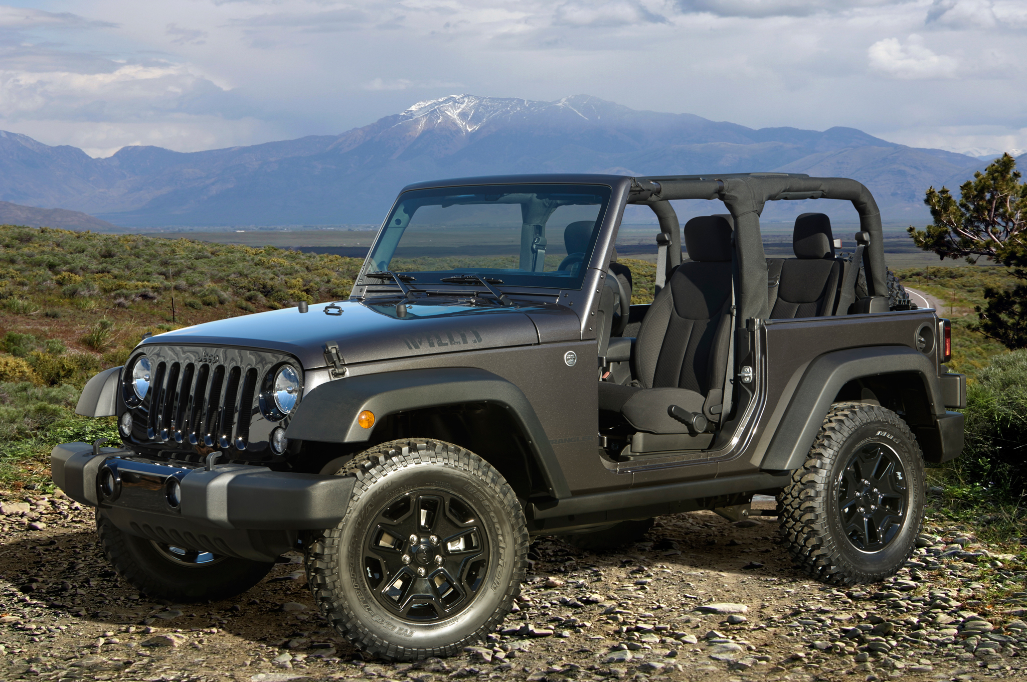 Next-Gen Wrangler to Lose Weight, Add Updated Transmissions, Engines