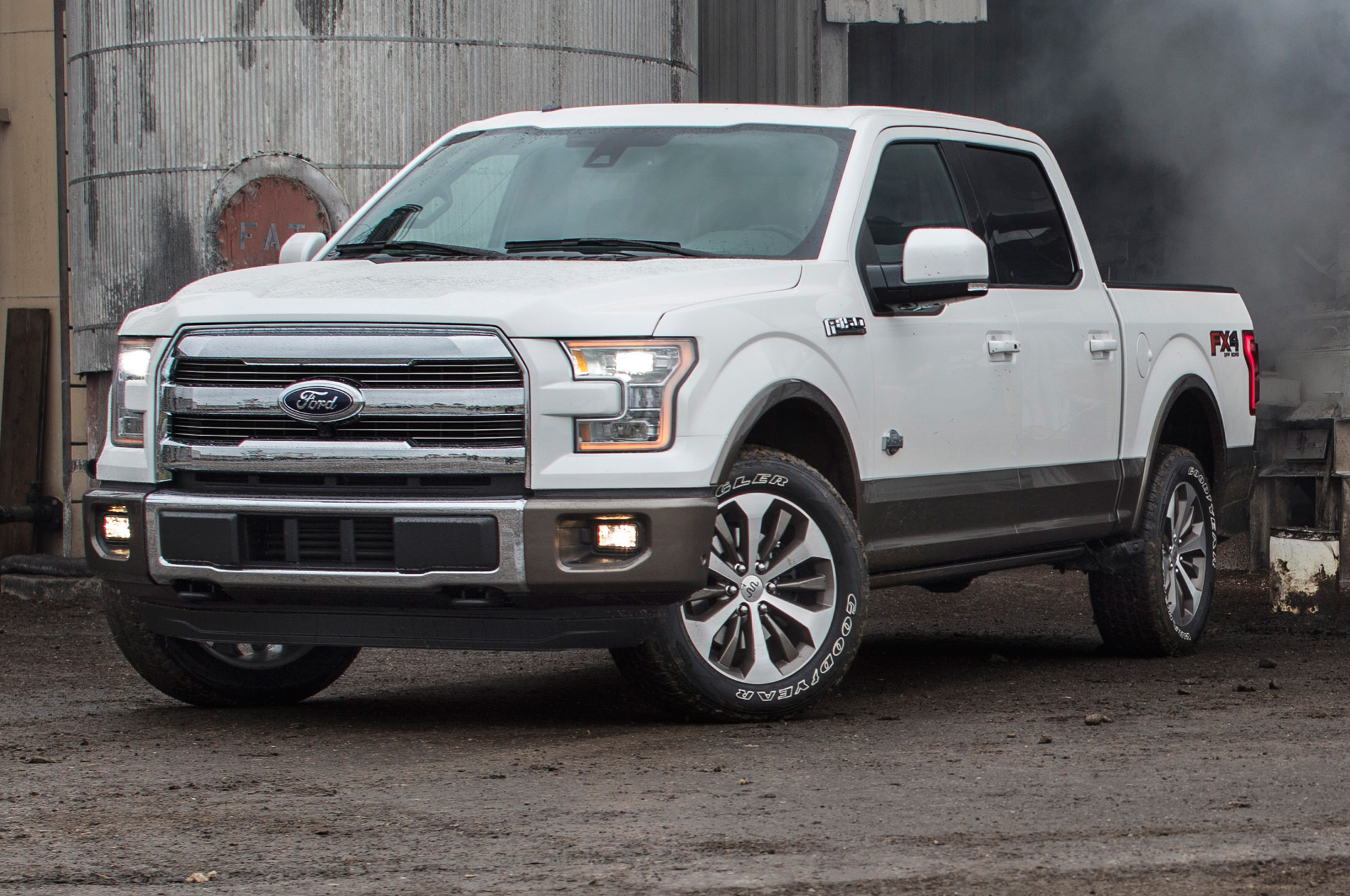 2015 ford f 150 starts at 26615 platinum model priced from 52155