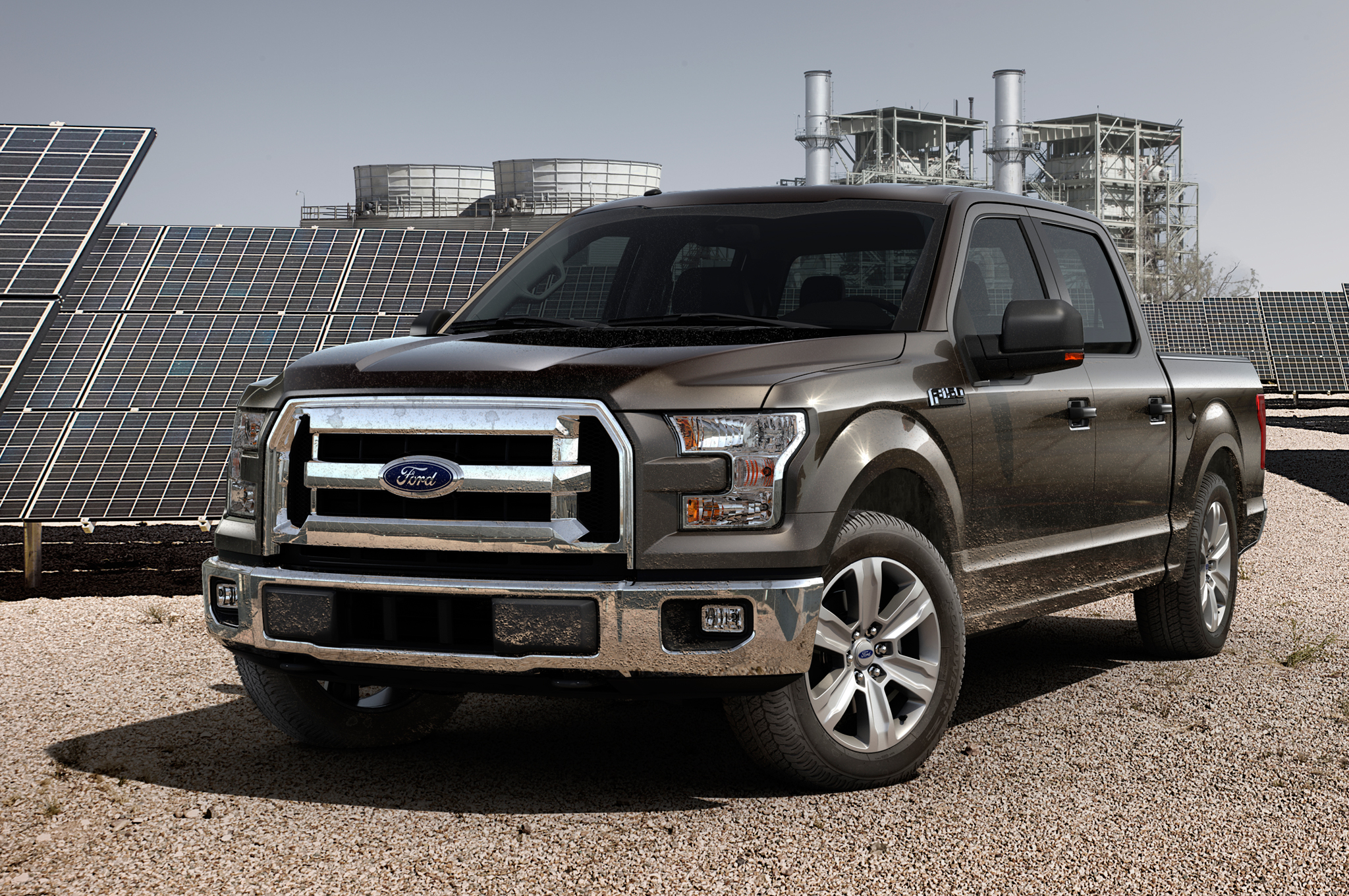 2014 ford f 150 gross vehicle weight