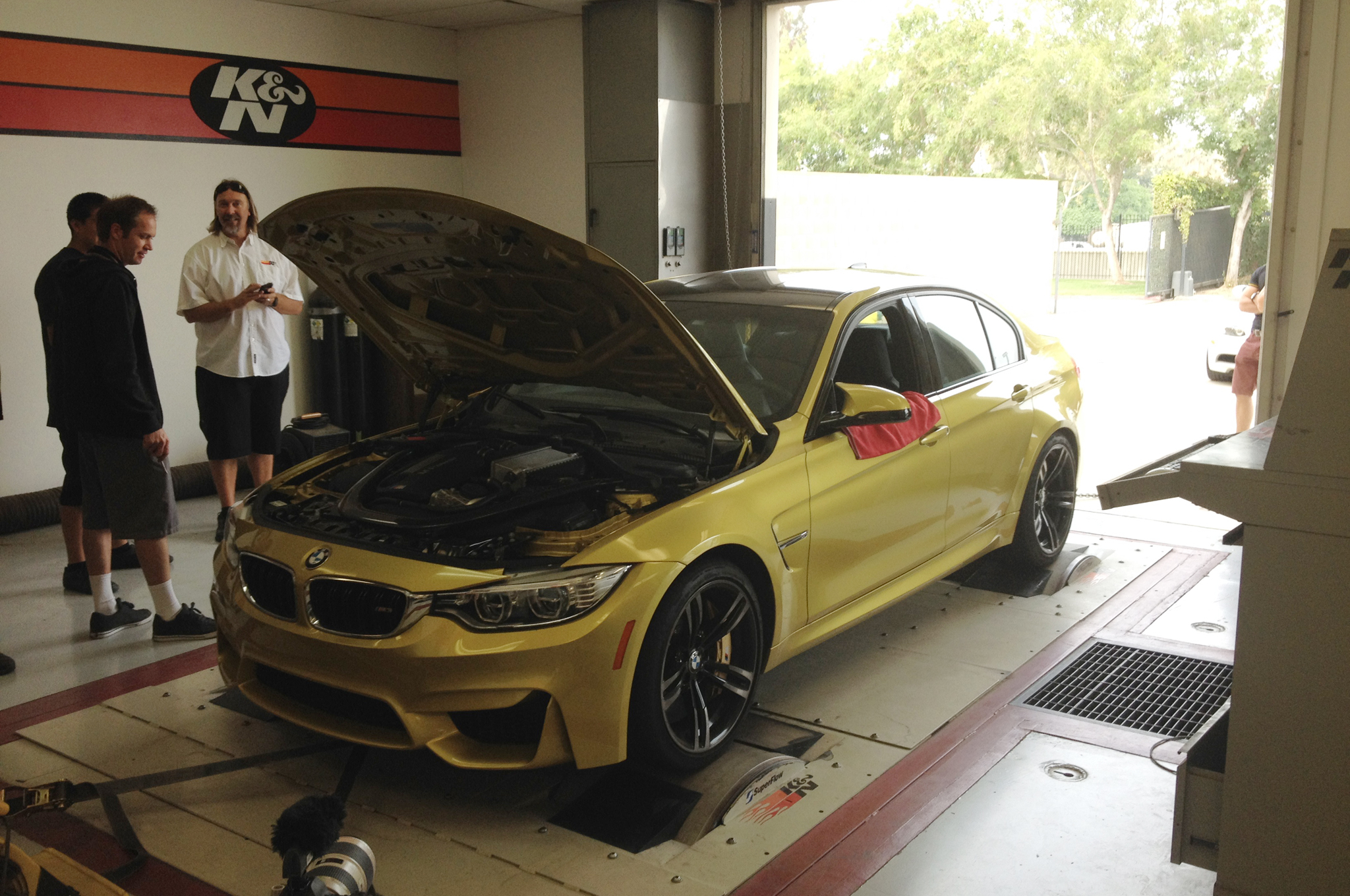 On The Rollers We Dyno 2015 Bmw M3 And Last Gen Motor S65 Engine Diagram