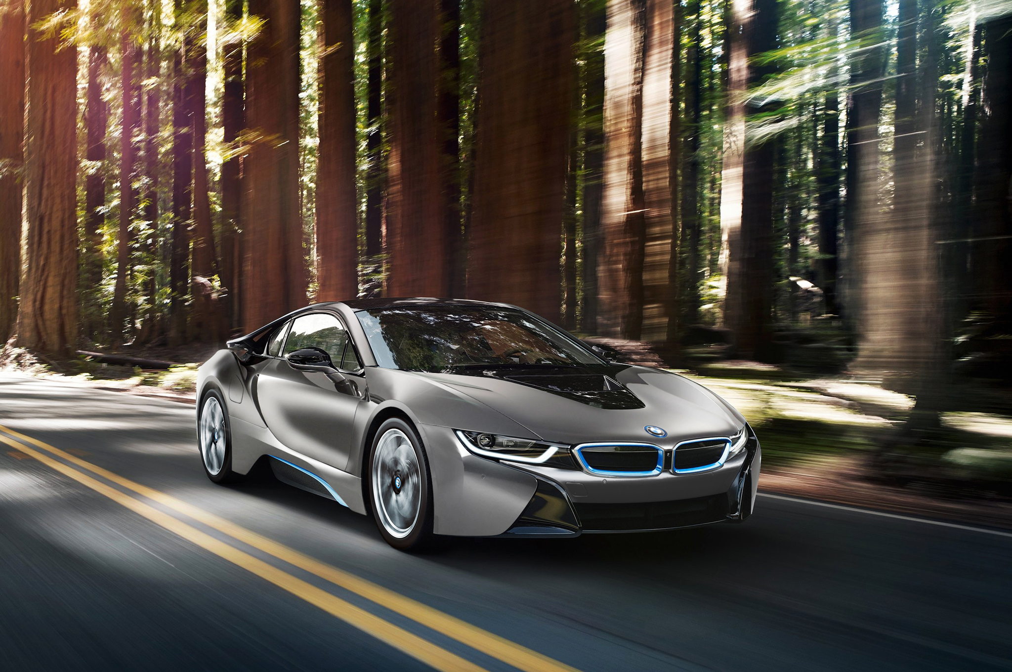 One Of A Kind 2014 Bmw I8 To Hit Auction Block At Pebble Beach
