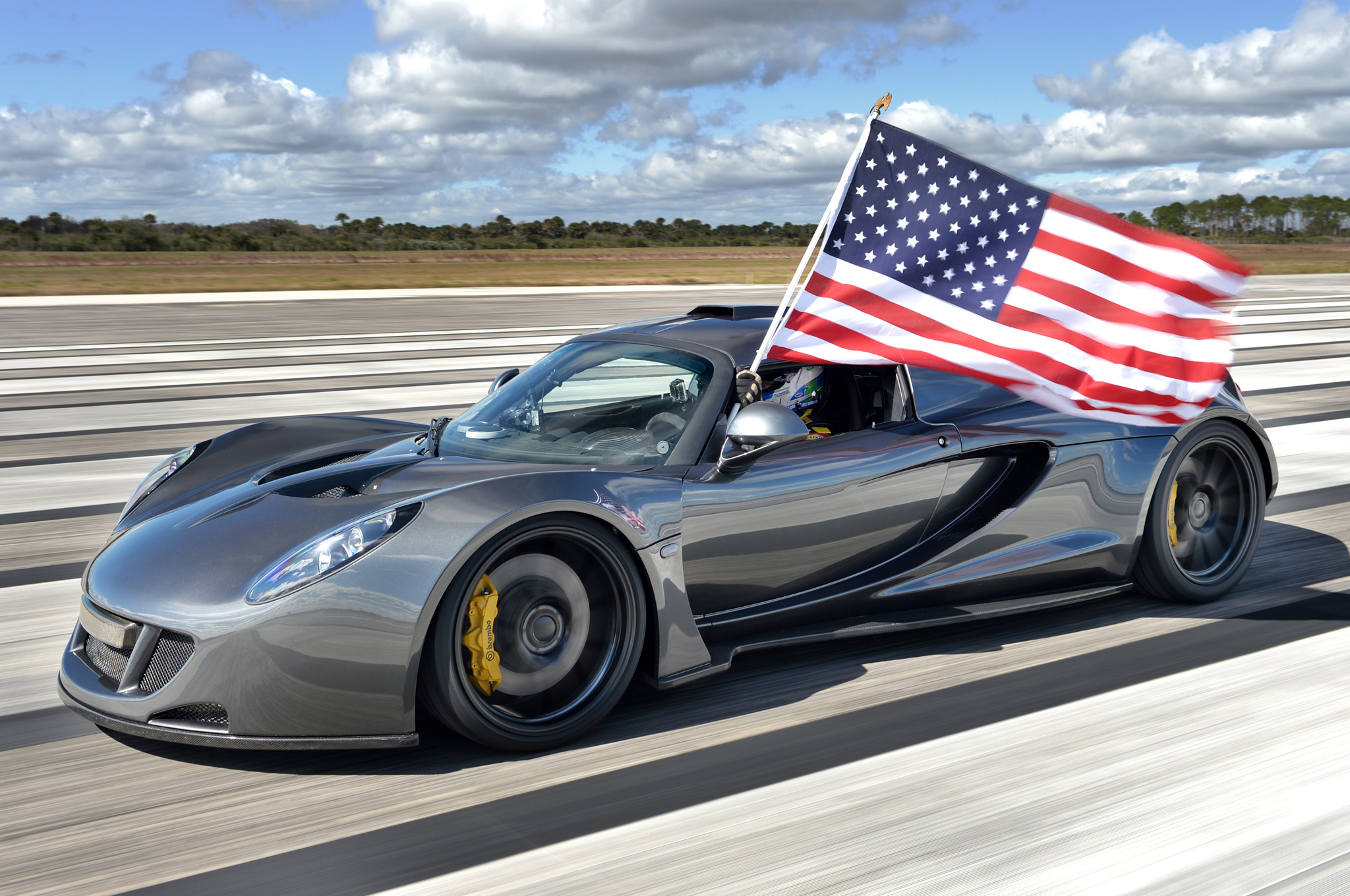 TOTD: Fill Your All-American Dream Garage With a Combined 1776 HP