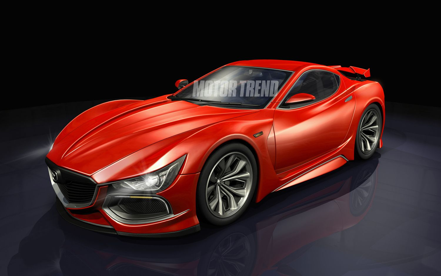 Mazda Rx 7 2017 >> We Hear Next Mazda Rx 7 Turbo Rotary Could Make 450 Hp Motor Trend