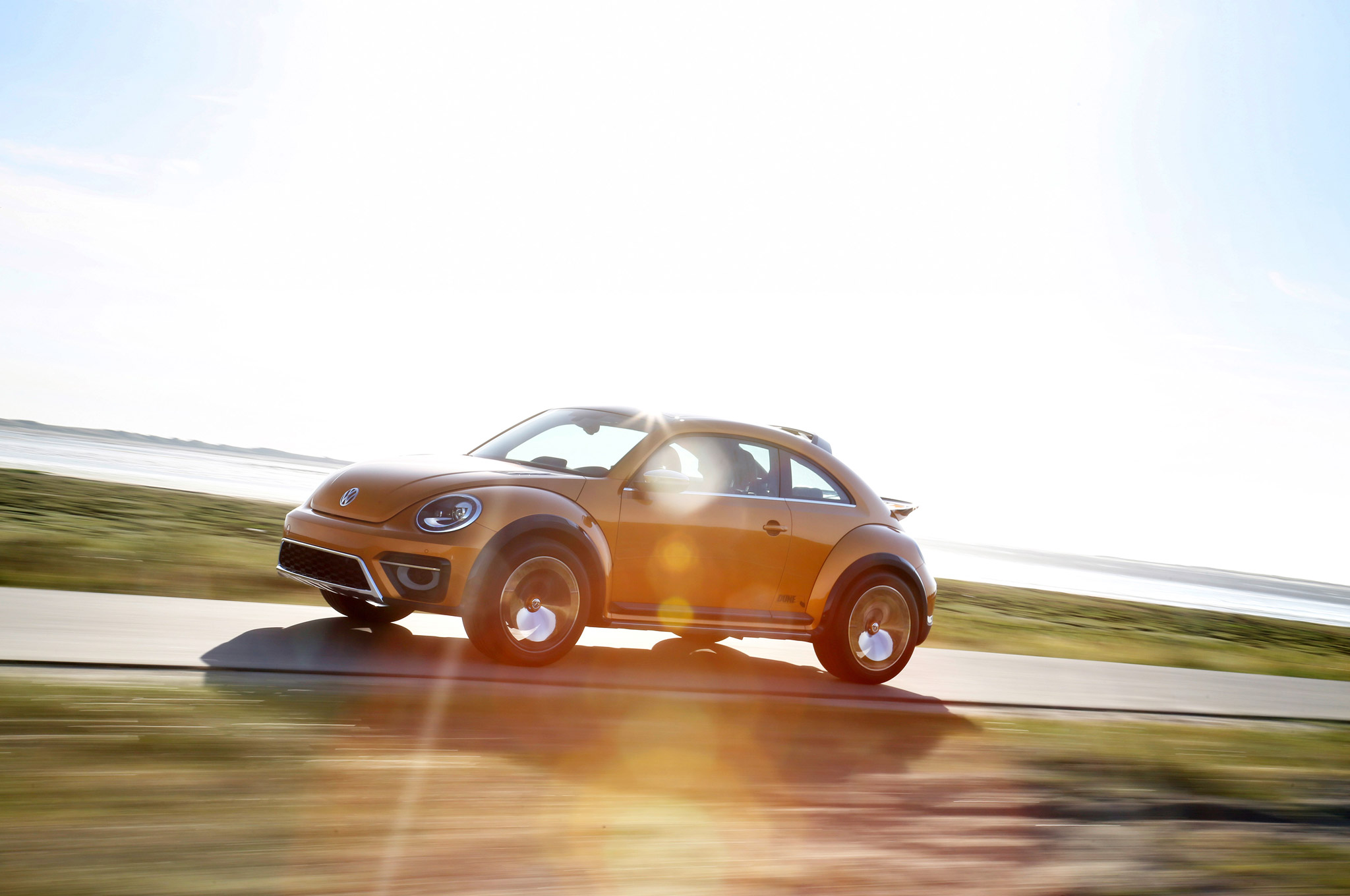 Volkswagen Beetle Dune Production Confirmed for Europe by 2016