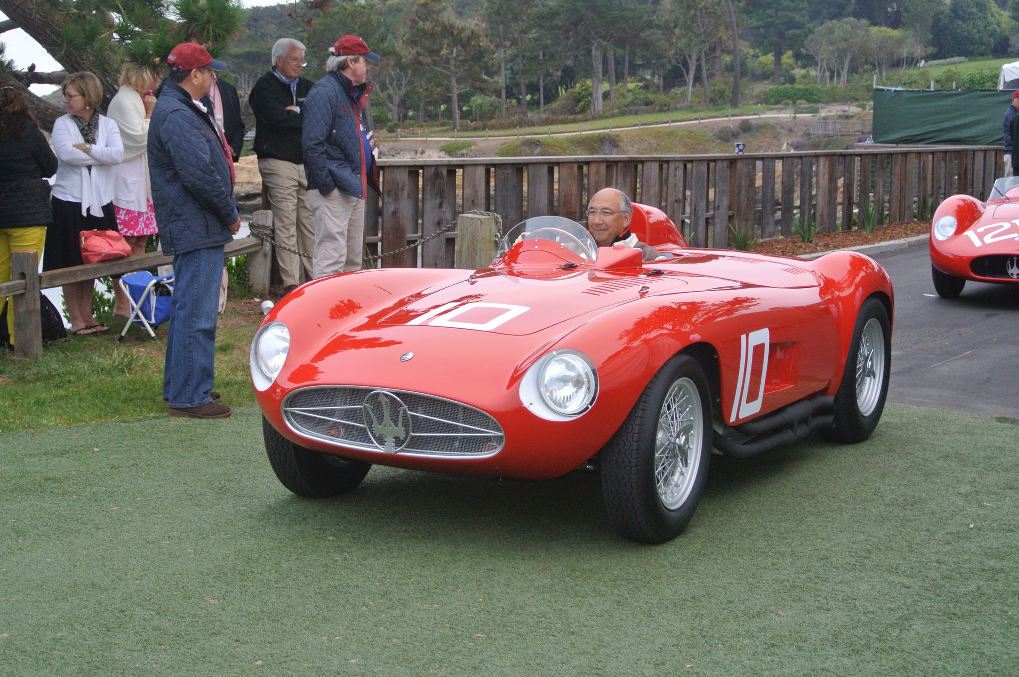 Highlights of the 2014 Pebble Beach Concours d'Elegance