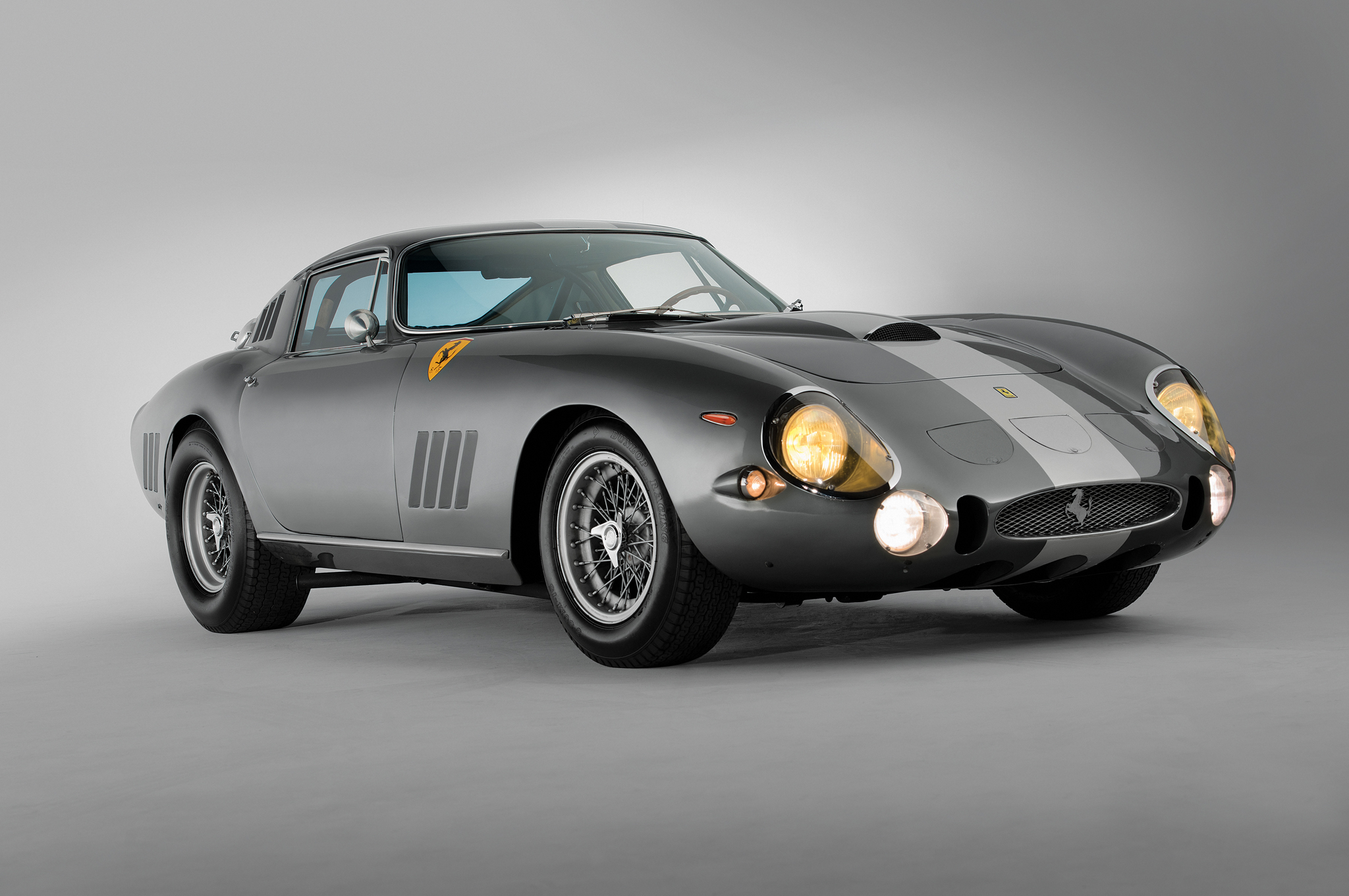 One of Three 1964 Ferrari 275 GTB/C Speciale Coupes Heads to Auction