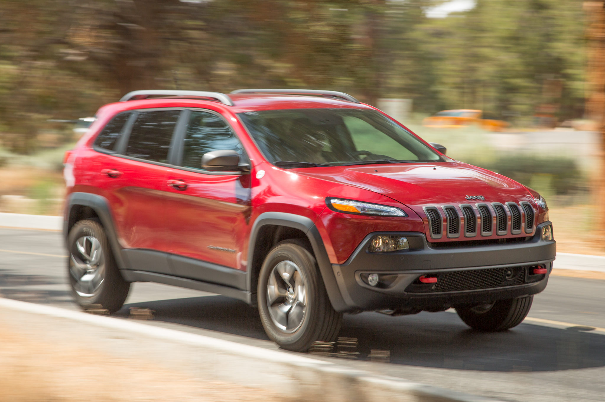 2014 Jeep Cherokee Trailhawk 4X4 Arrival