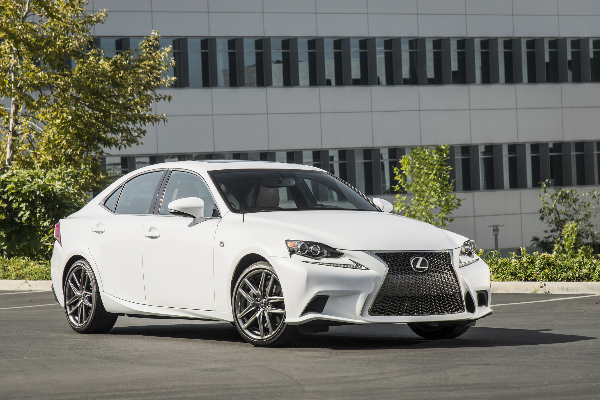 2014 Lexus IS Long Term Update 5: IS 350 F Sport