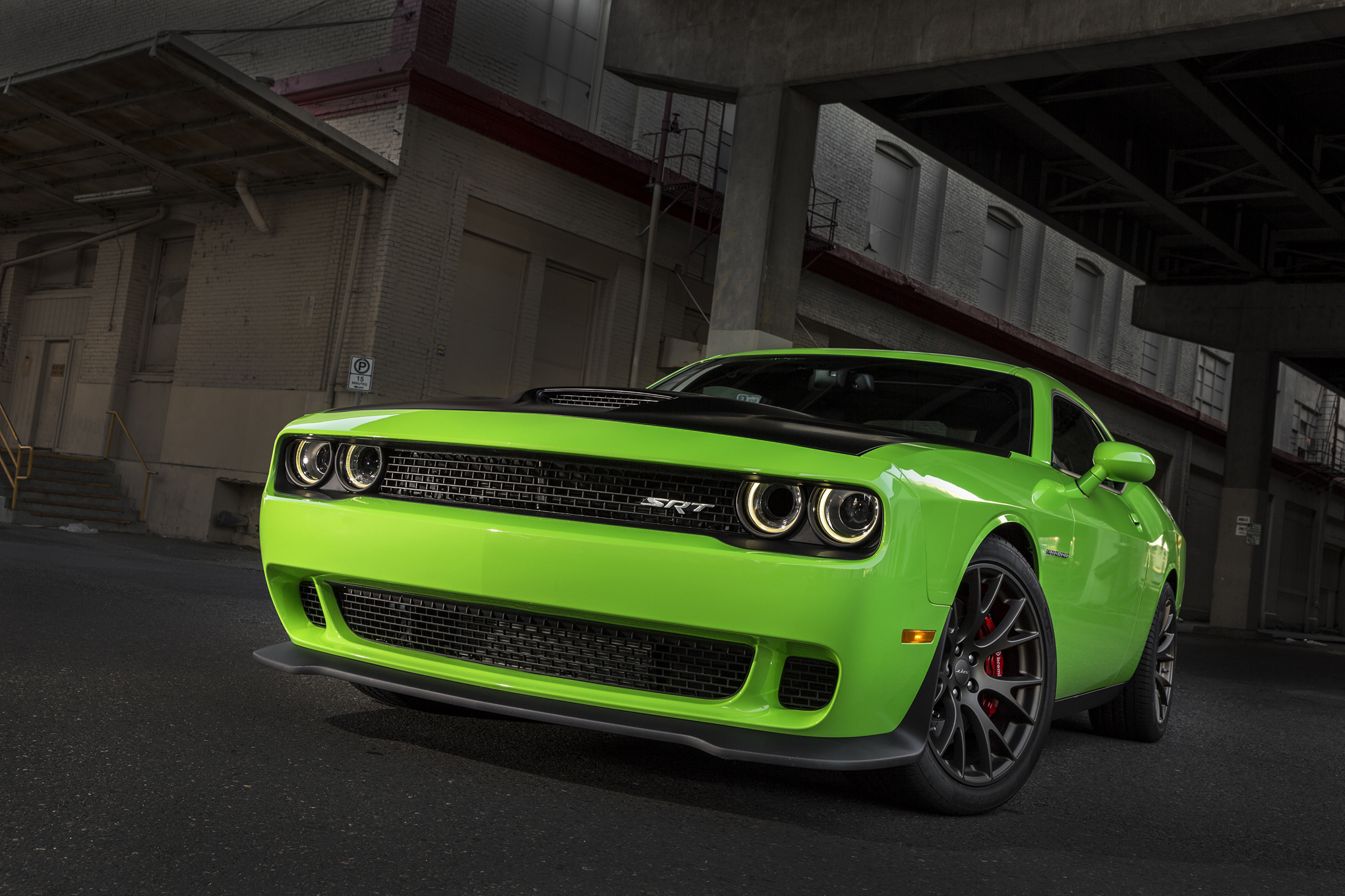 Dodge Hellcat Engine Diagram Wiring Library 2015 Challenger Srt Lets Loose W Video