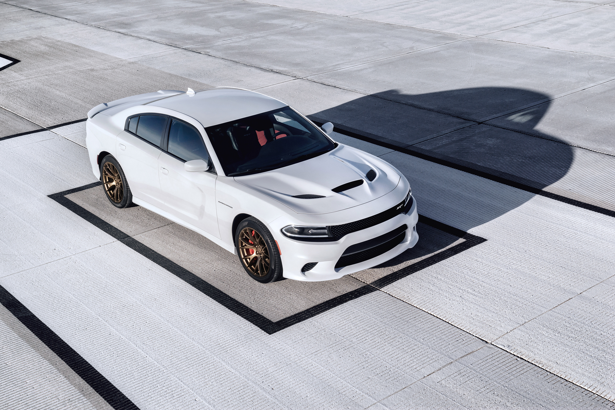 Why the 2015 Dodge Charger SRT Hellcat is So Special