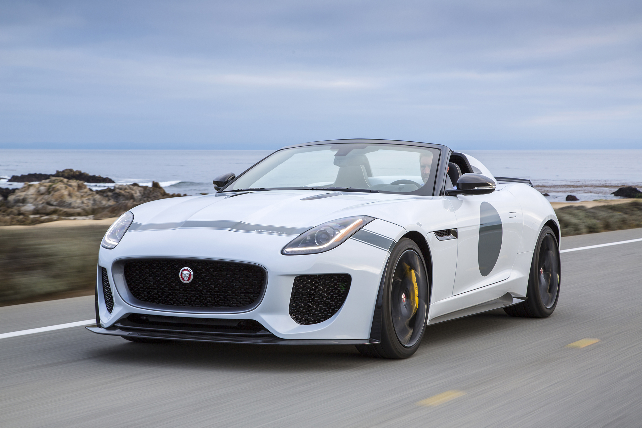 Jaguar F-Type Project 7 Costs $165,925, Coming to U.S. with 575 HP