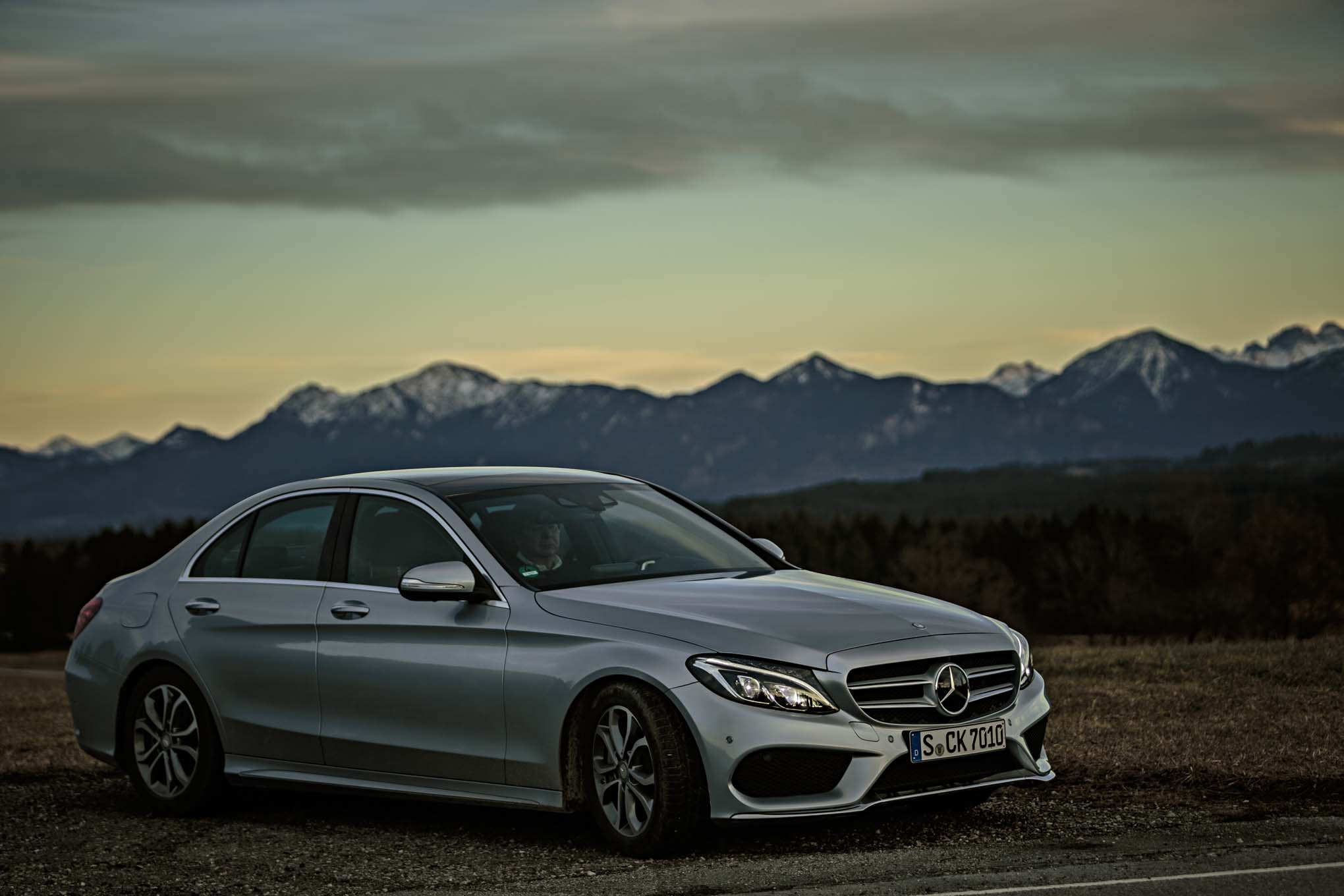 2015 Mercedes C-Class Starts at $41,325, Build it Your Way