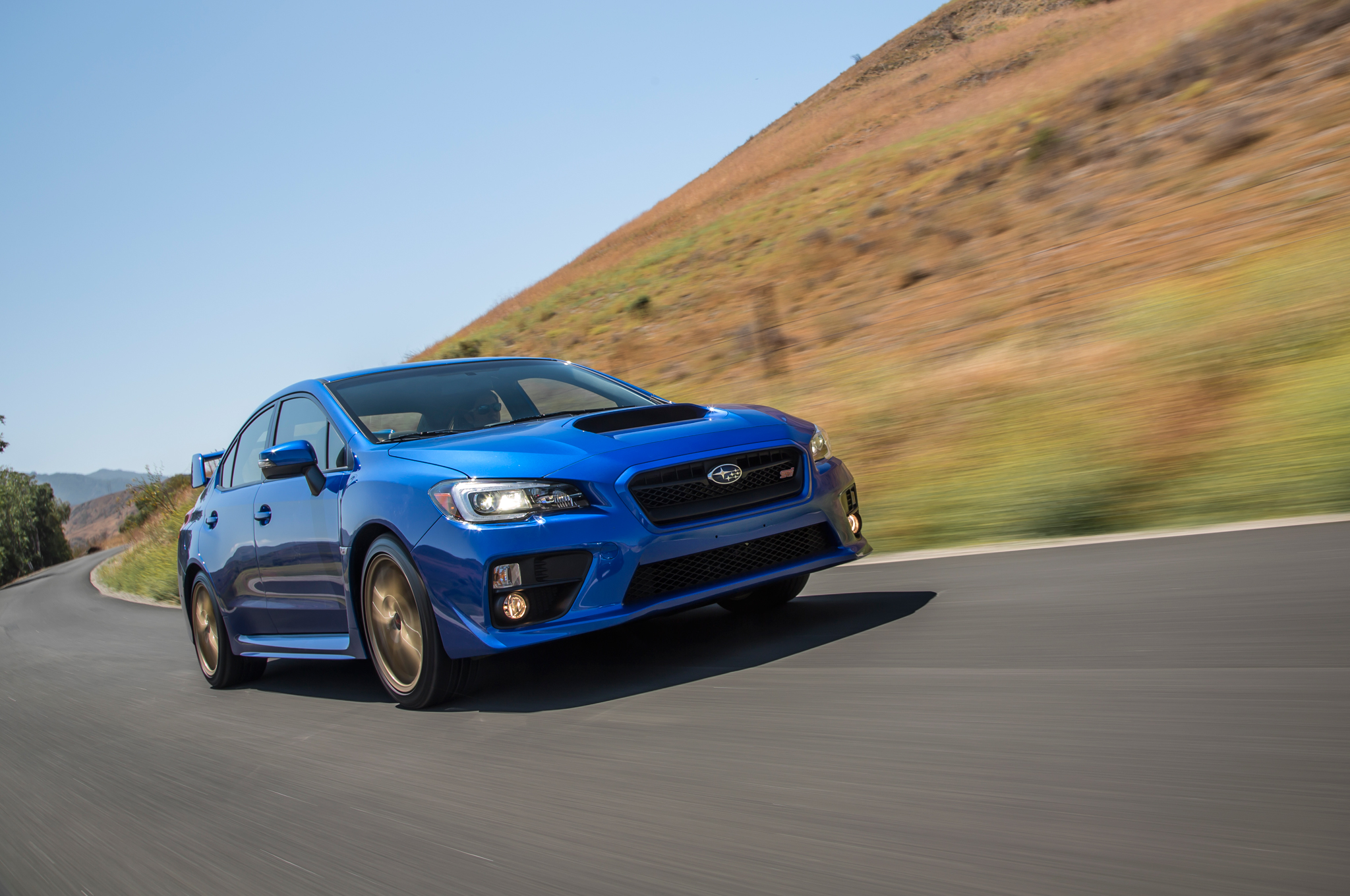 2015 Subaru WRX STI Launch Edition Arrival