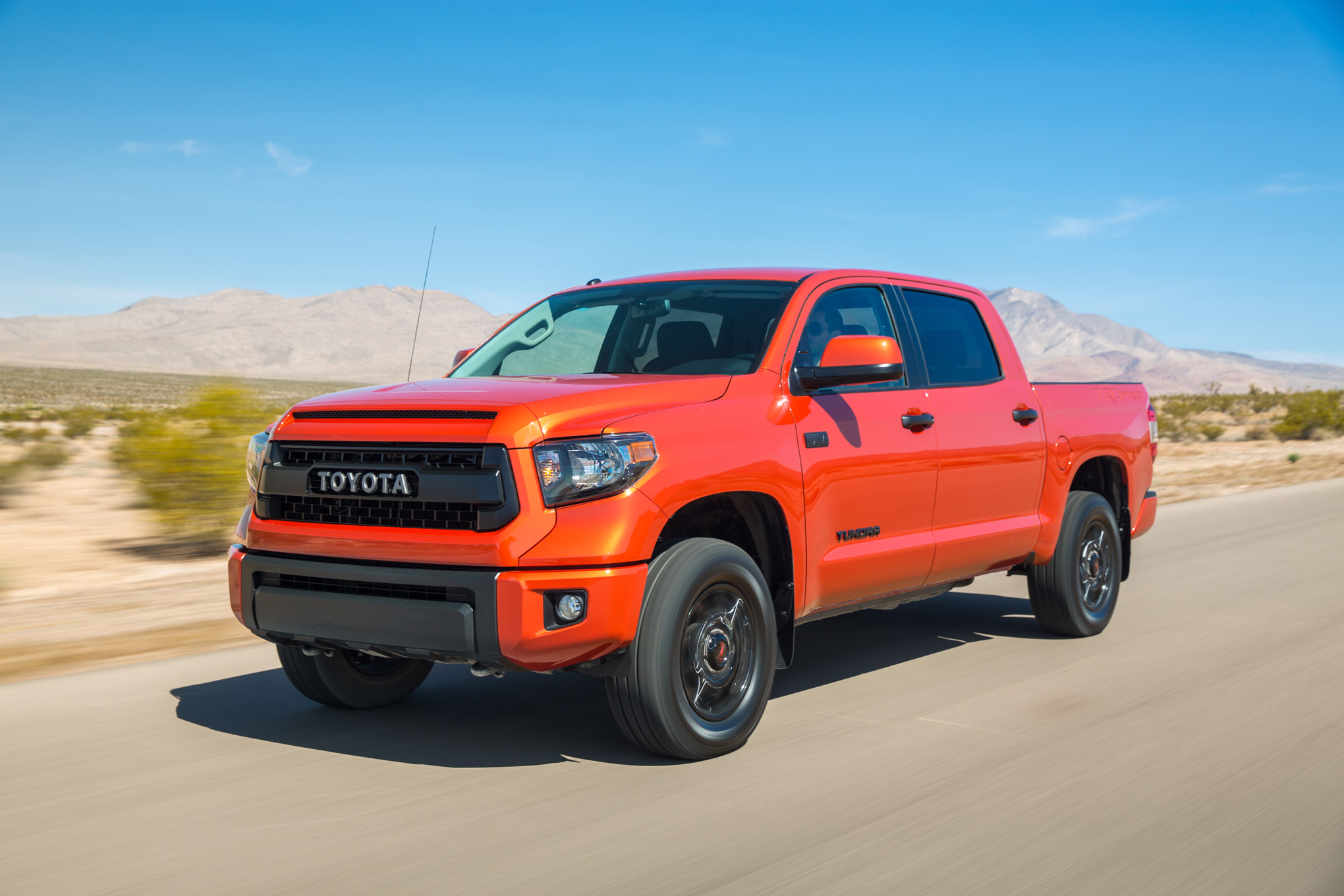 2015 Toyota Tundra TRD Pro Priced At $42,385
