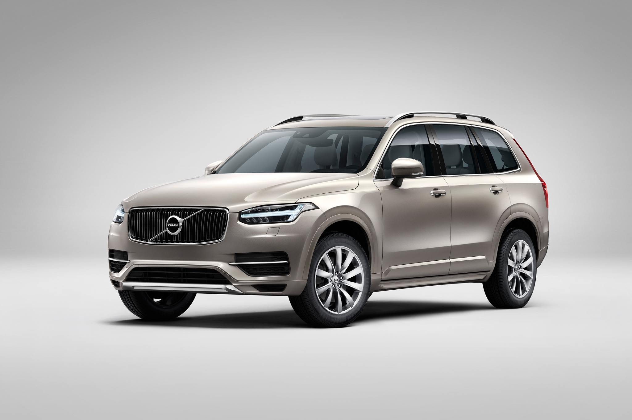 New Volvo Xc90 >> 10 Cool Facts About The All New 2016 Volvo Xc90 Motor Trend