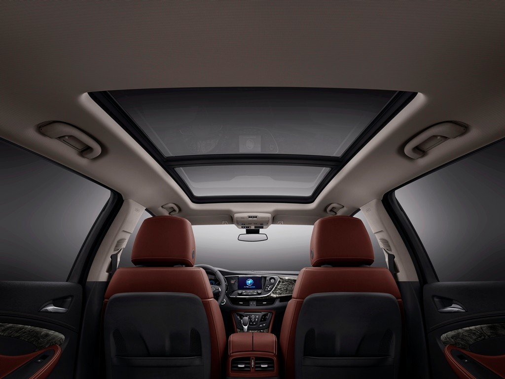 Buick Releases Interior Shots Of New Envision Suv Motor Trend