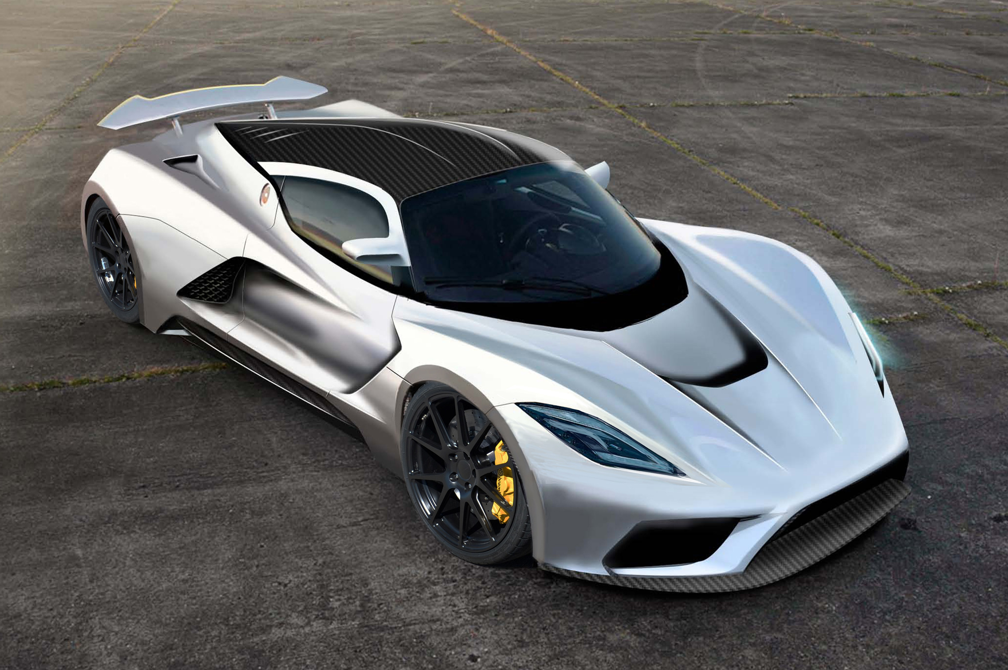 Hennessey Venom F5 Aims to Hit 290 MPH, Arrives in 2016