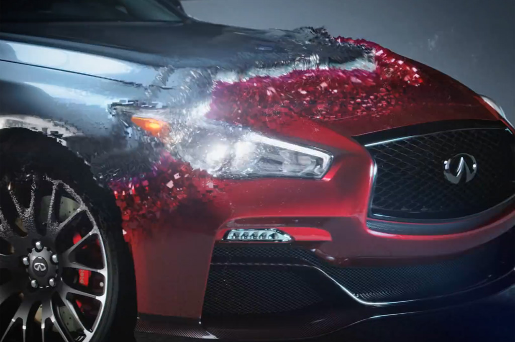 Infiniti Q50 Unleashes the Beast Within, Becomes Eau Rouge (W/Video)