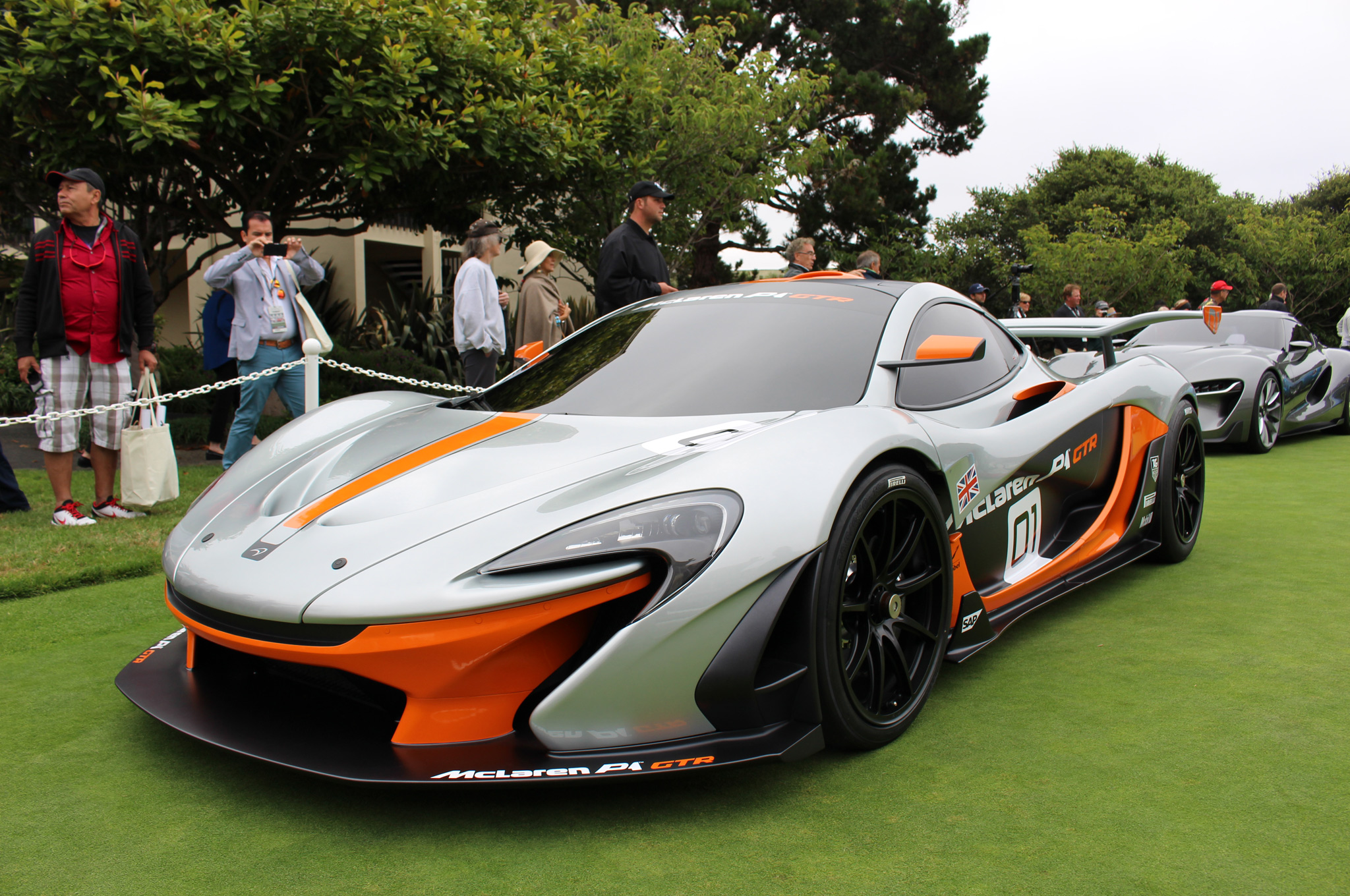 coolest cars of the 2014 pebble beach concept lawn - motortrend