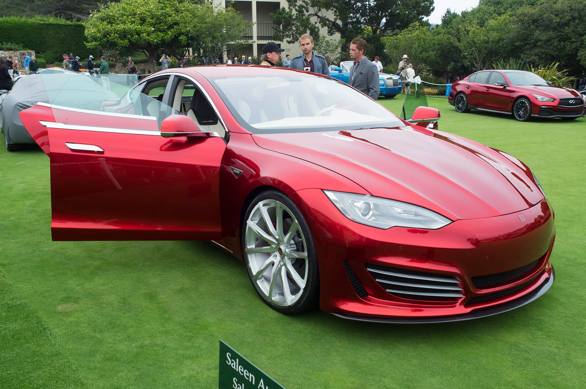 Coolest Cars of the 2014 Pebble Beach Concept Lawn