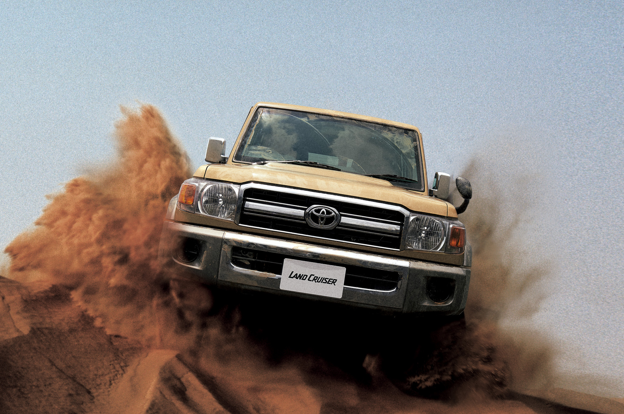 Toyota Land Cruiser 70 Series Returns in Japan for 30th Anniversary