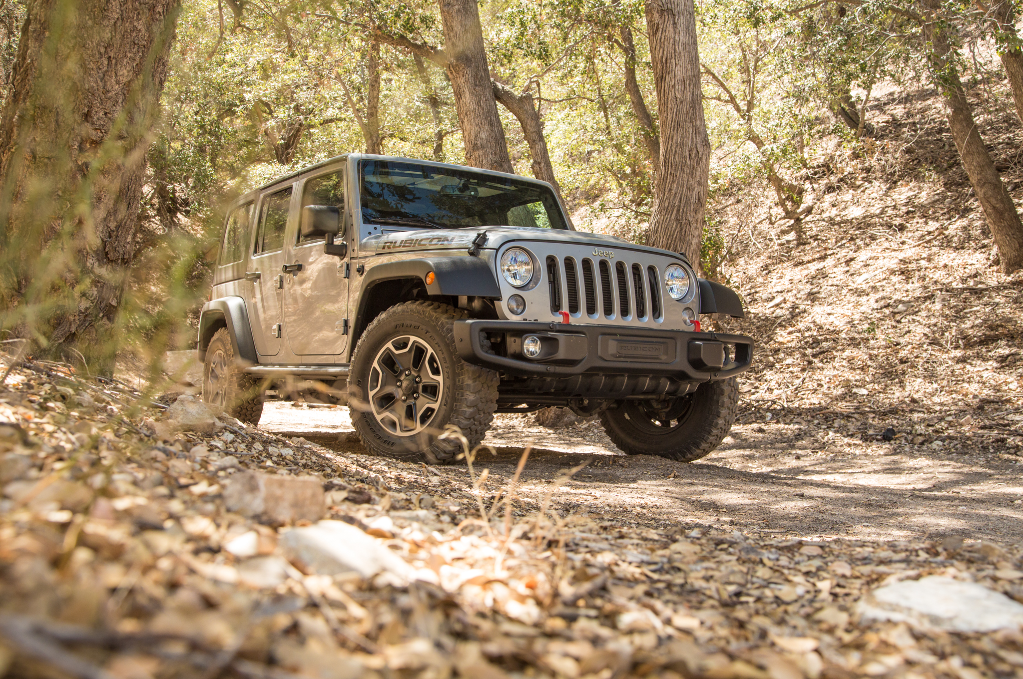 Lovely 2014 Jeep Wrangler Unlimited Rubicon X First Test