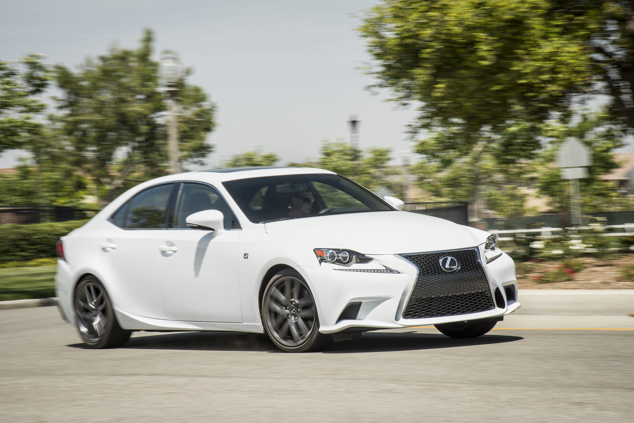 2014 Lexus IS Long Term Update 6: IS 350 F Sport