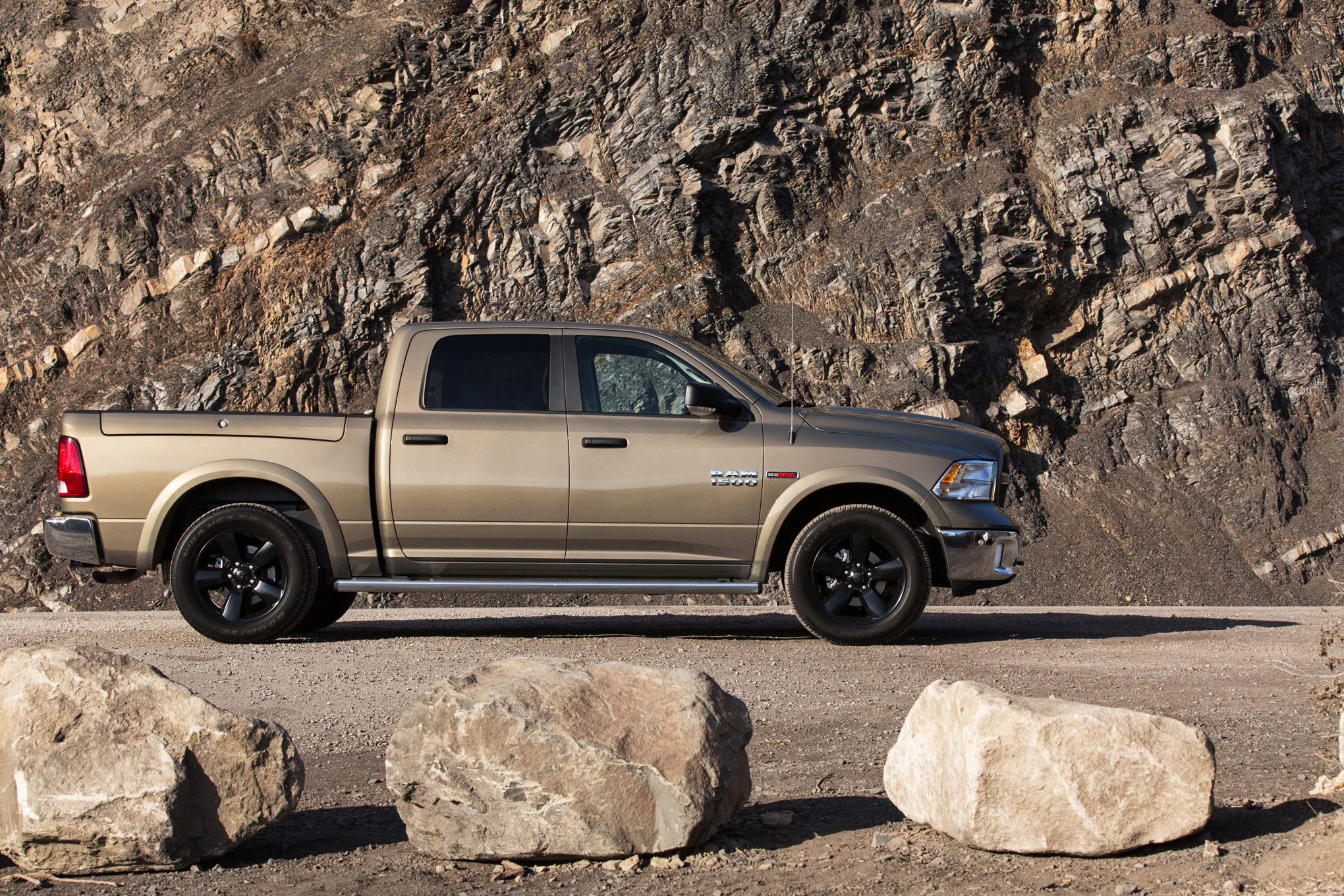 Ram Boosts Production of EcoDiesel Trucks