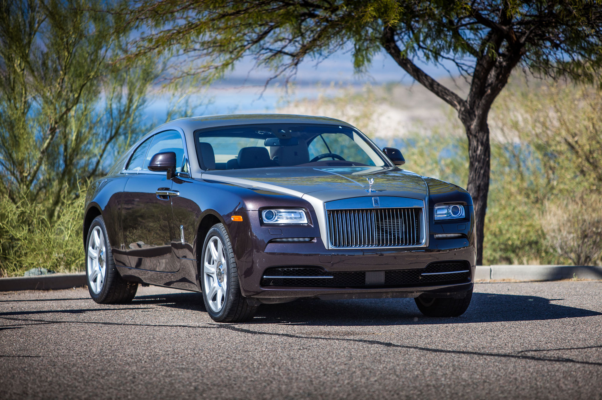 Factory Tour Inside the Rolls Royce Motor Car Facility Motor Trend